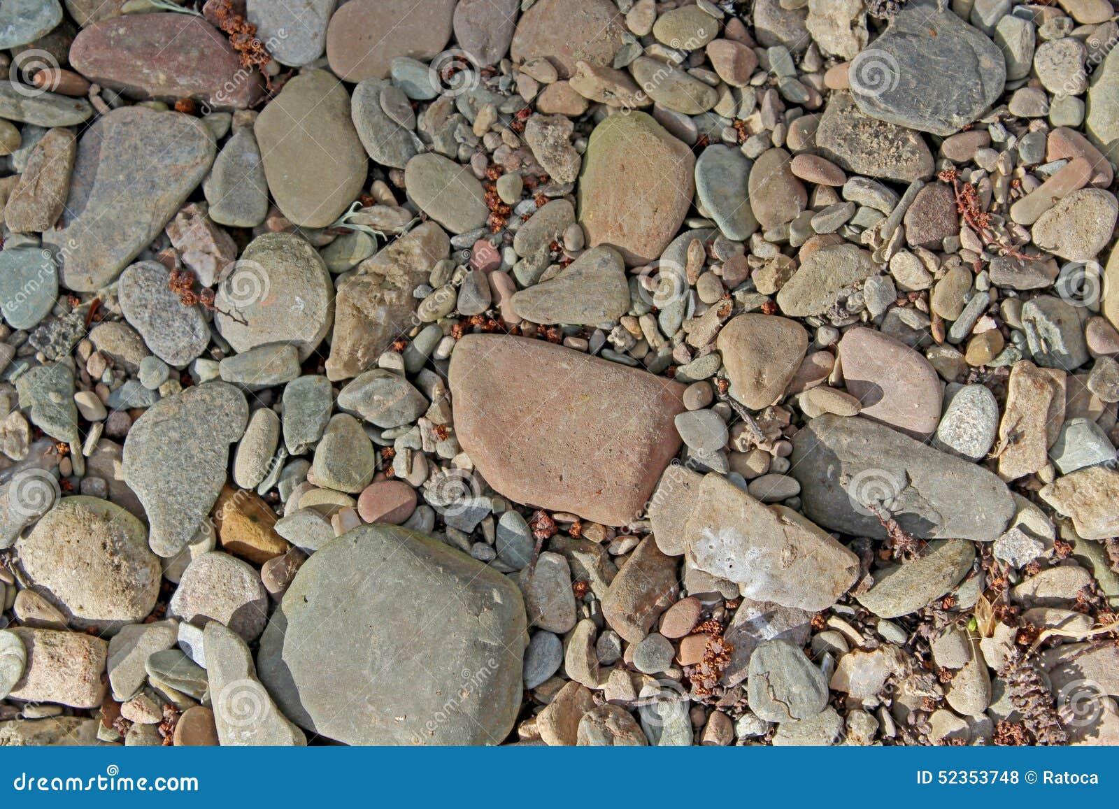 Texturas das pedras