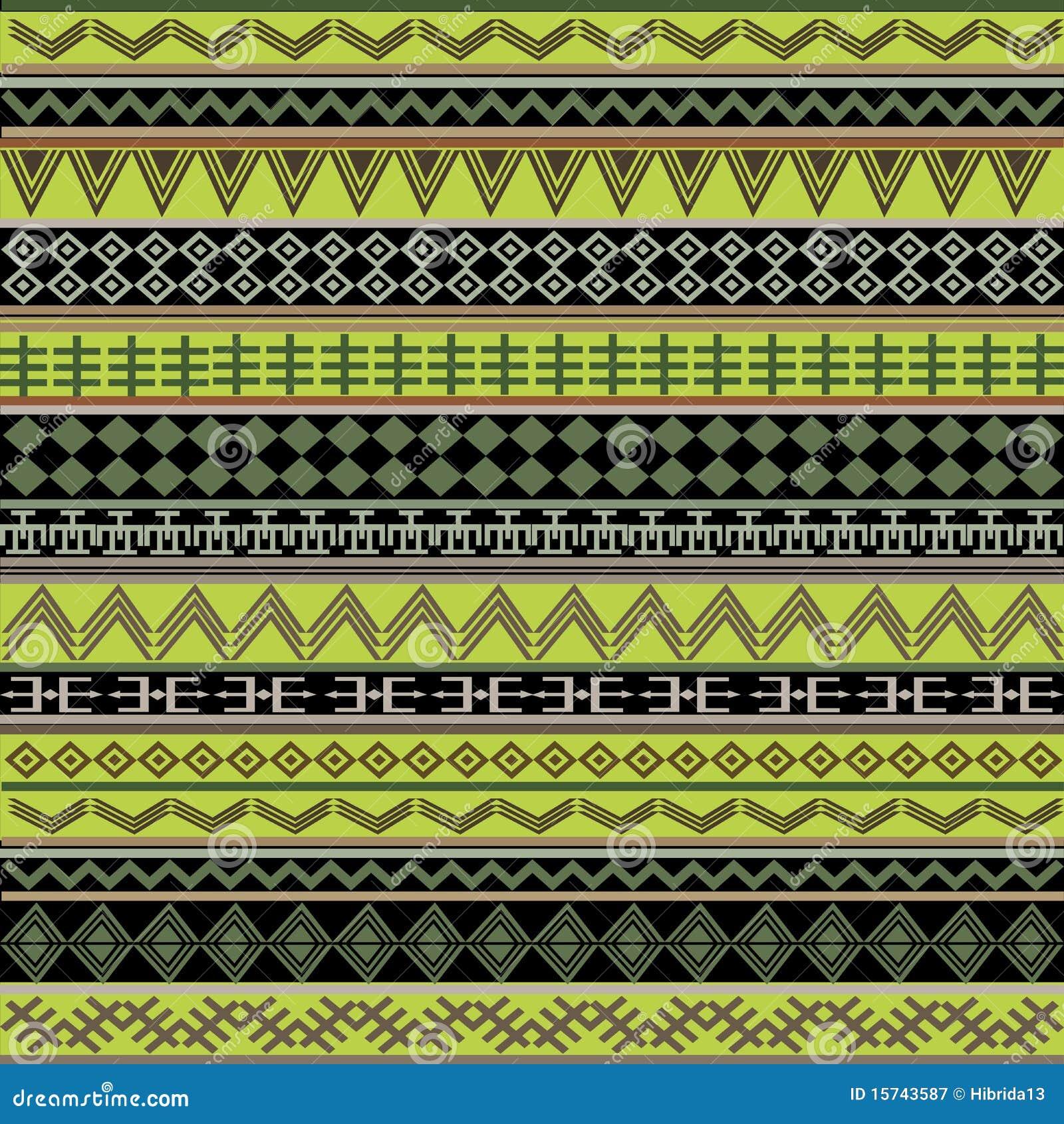 texture africaine ethnique verte photographie stock libre de droits image 15743587. Black Bedroom Furniture Sets. Home Design Ideas