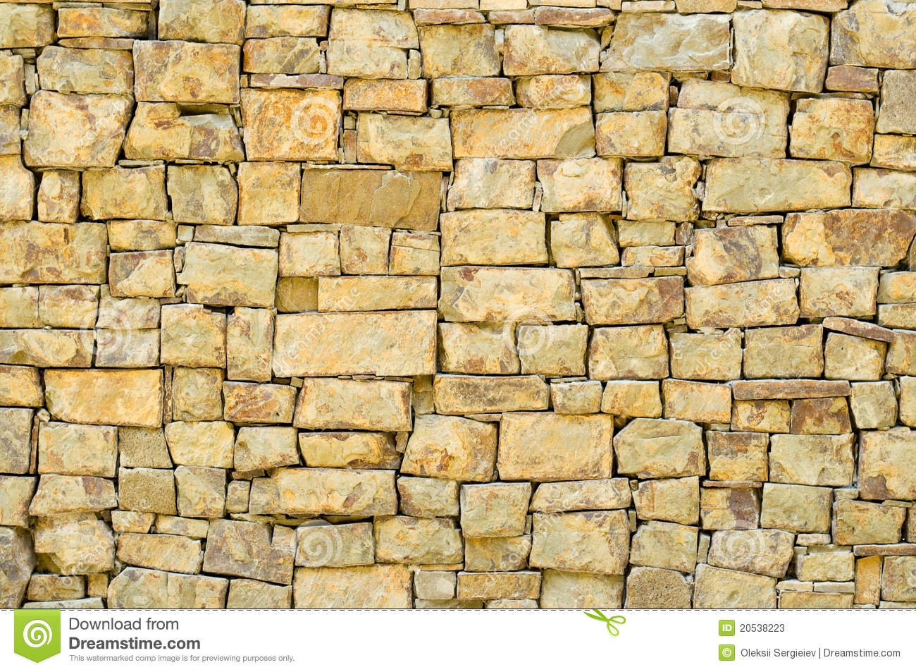 Ancient Stone Wall : Texture of ancient stone wall stock photos image