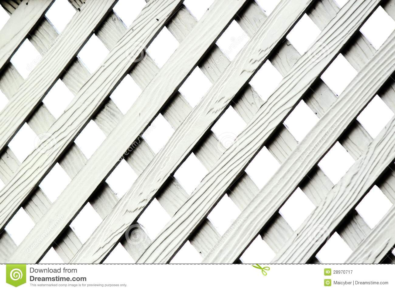 ... Free Stock Photography: Texture of Artificial Wood Lattice Fence