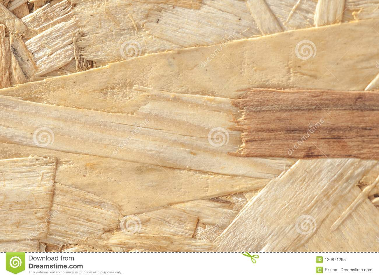 Texture Background Macro Photography Close Up. Particle Board