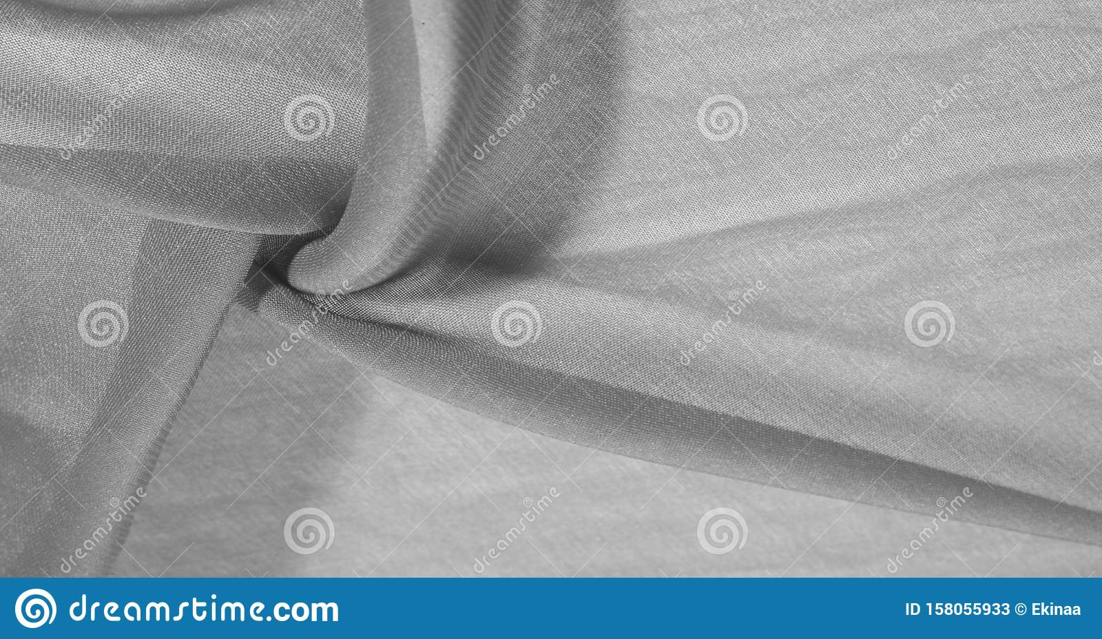 Texture, background, pattern, gray black Silk Fabric This very lightweight synthetic silk fabric has a nice sheen. Perfect for