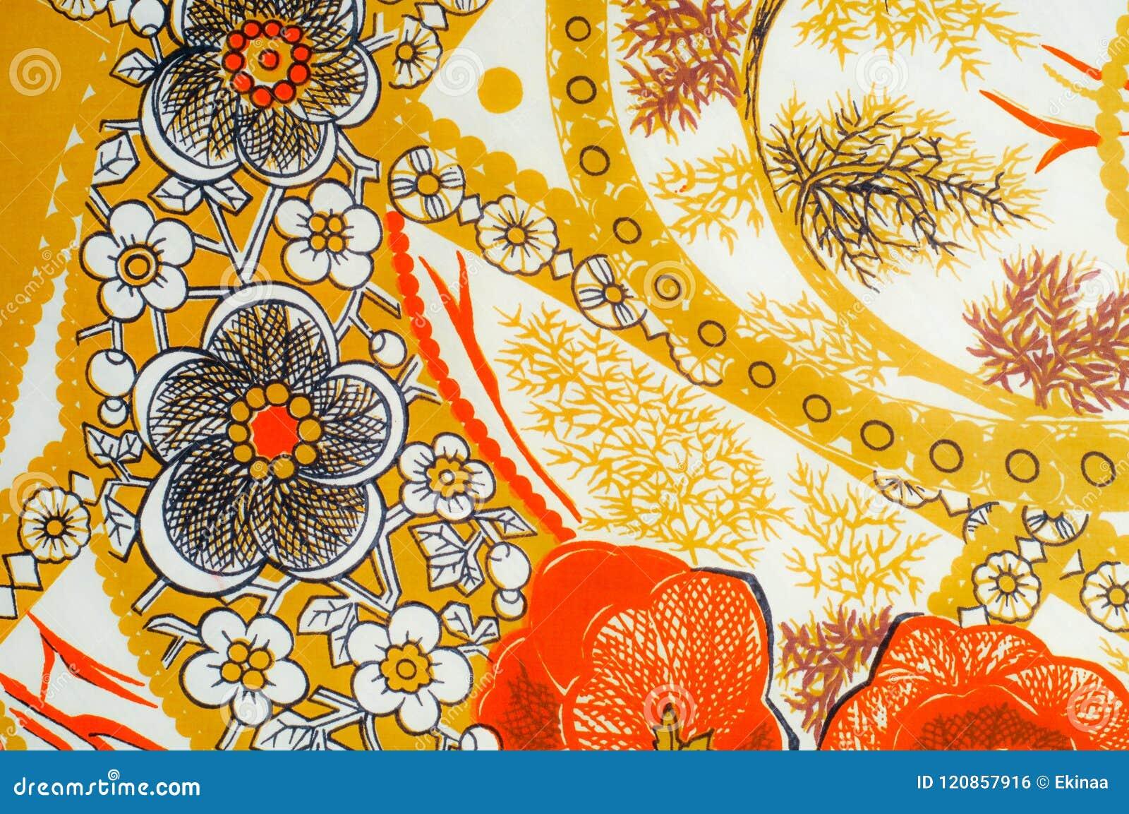 Texture background pattern silk fabric red white yellow flo texture background pattern silk fabric red white yellow flowers heavy silk smooth red flower white chiffon fabric by yard dress mightylinksfo