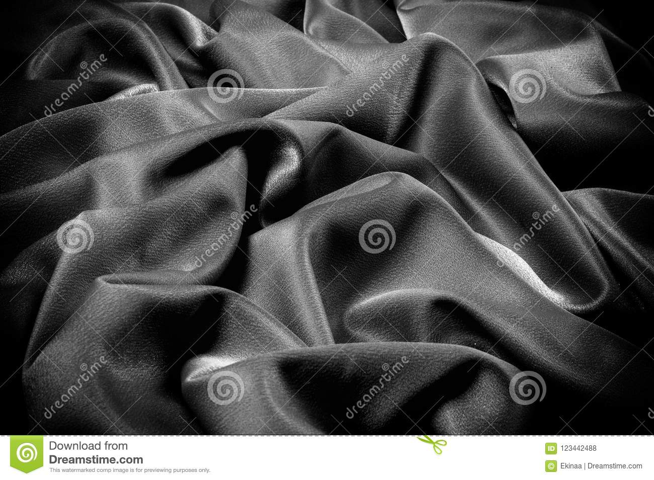 Texture, background. template. The school cloth is black, gray.