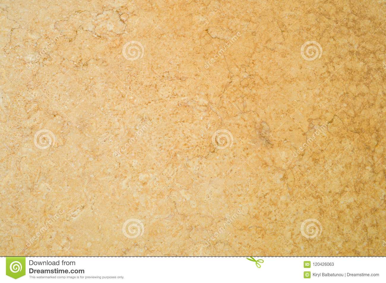 The Texture Is Beige, Brown, The Wall Covering Is Smooth ...