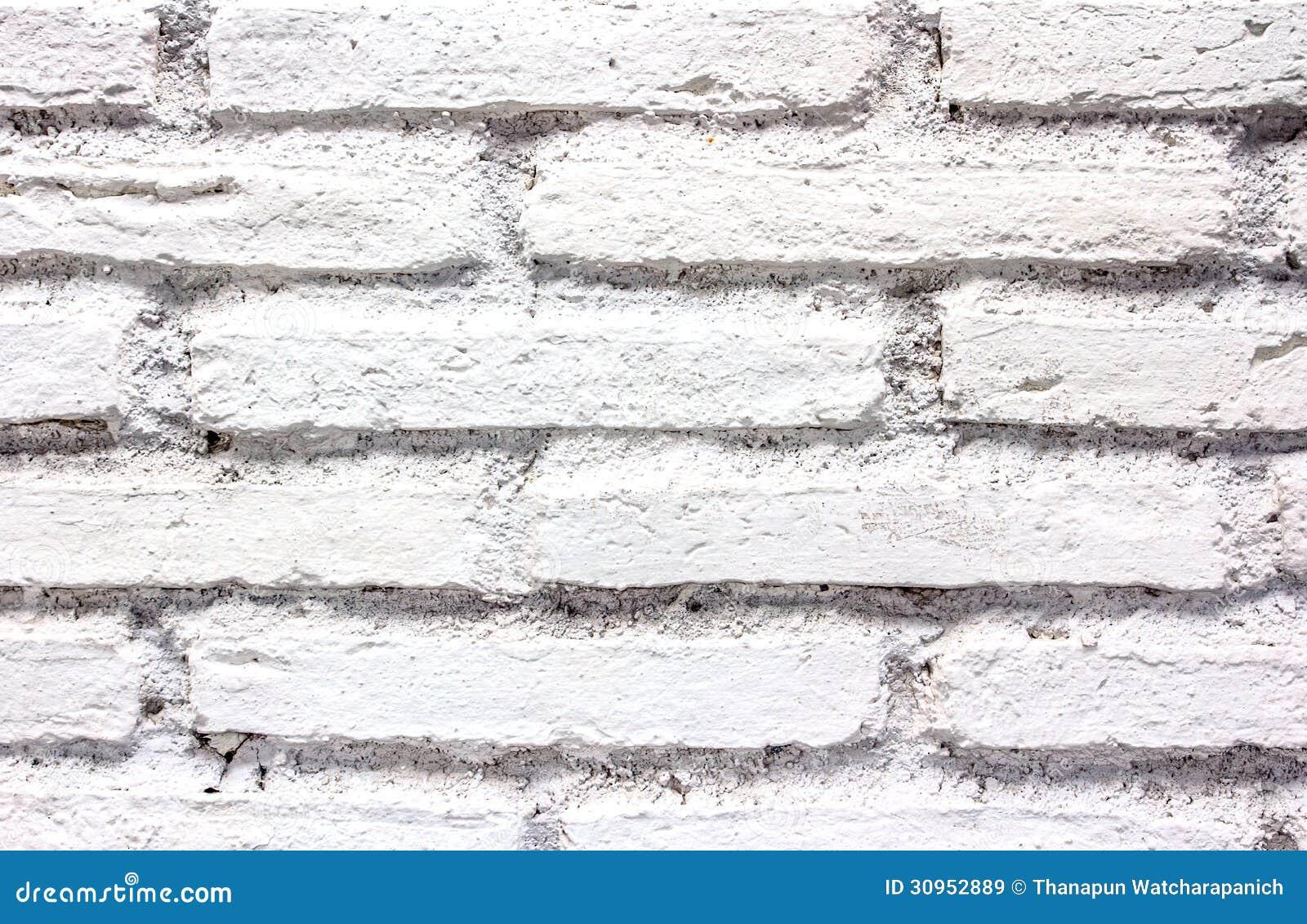 mur en brique blanche id e inspirante pour la conception de la maison. Black Bedroom Furniture Sets. Home Design Ideas