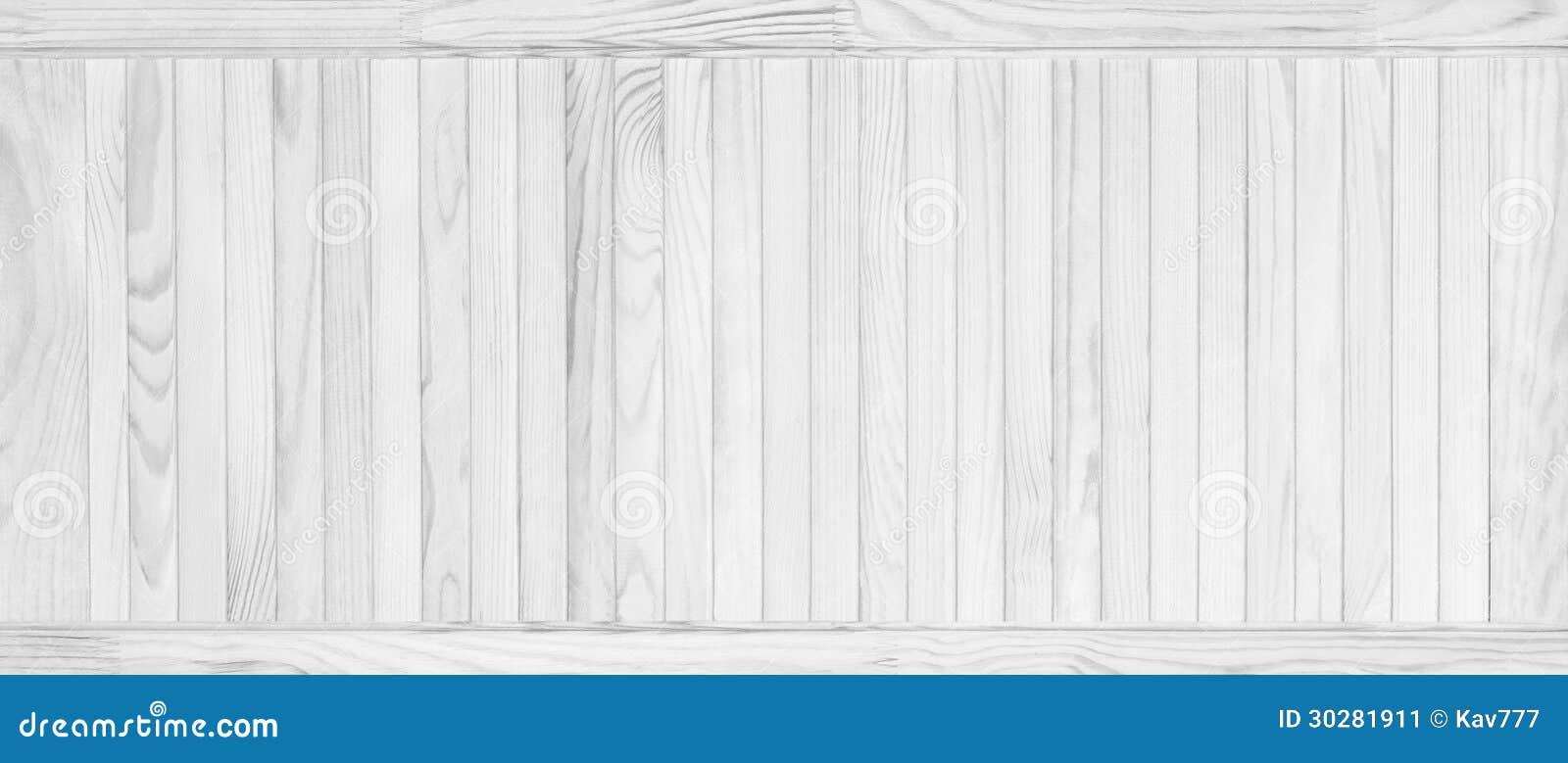 Texture en bois de blanc de planche de pin