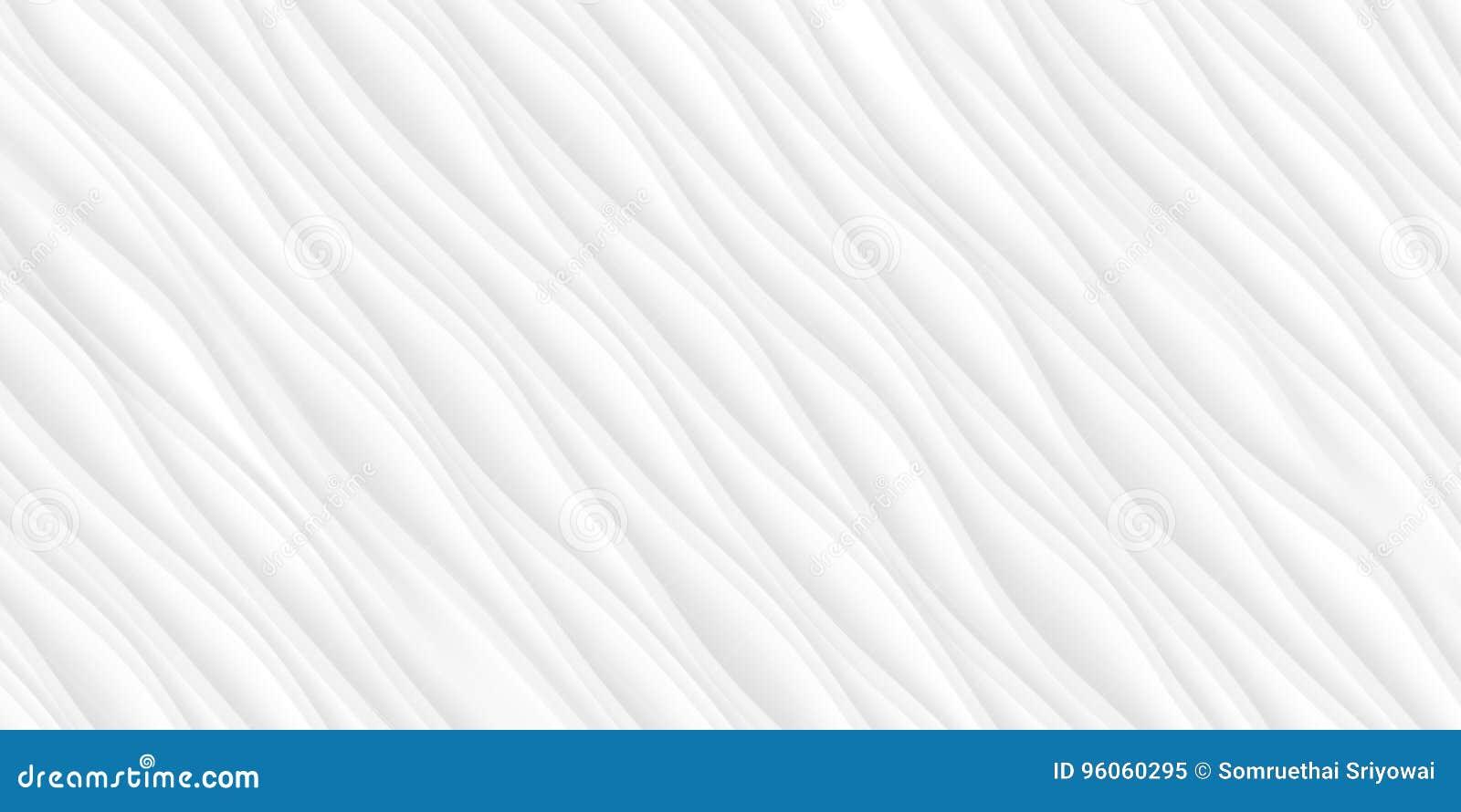 Texture blanche modèle abstrait gris sans couture nature onduleuse de vague