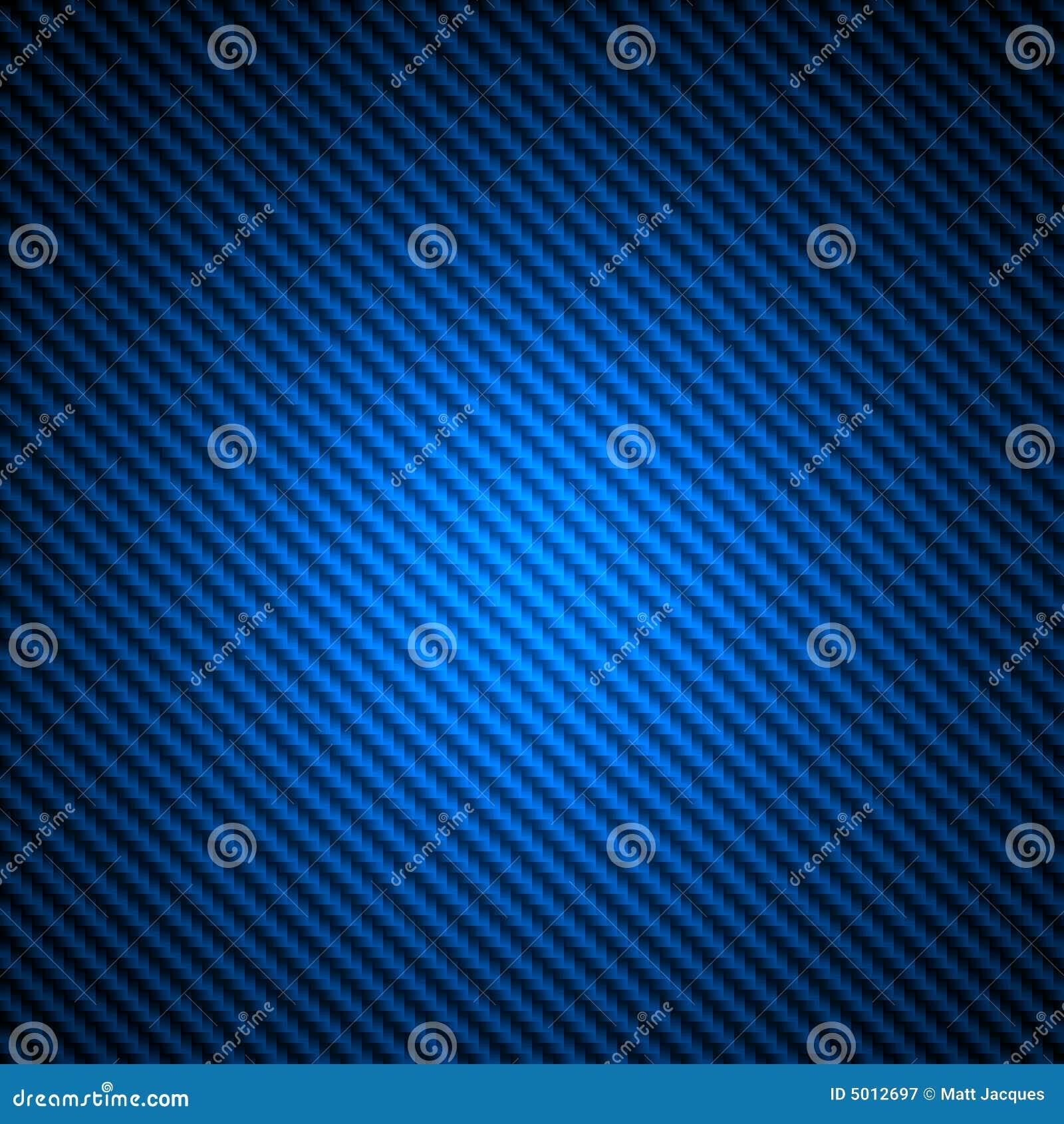 Texture Bleue De Fibre De Carbone De Fond Illustration Stock - Illustration du carbone, bleue ...