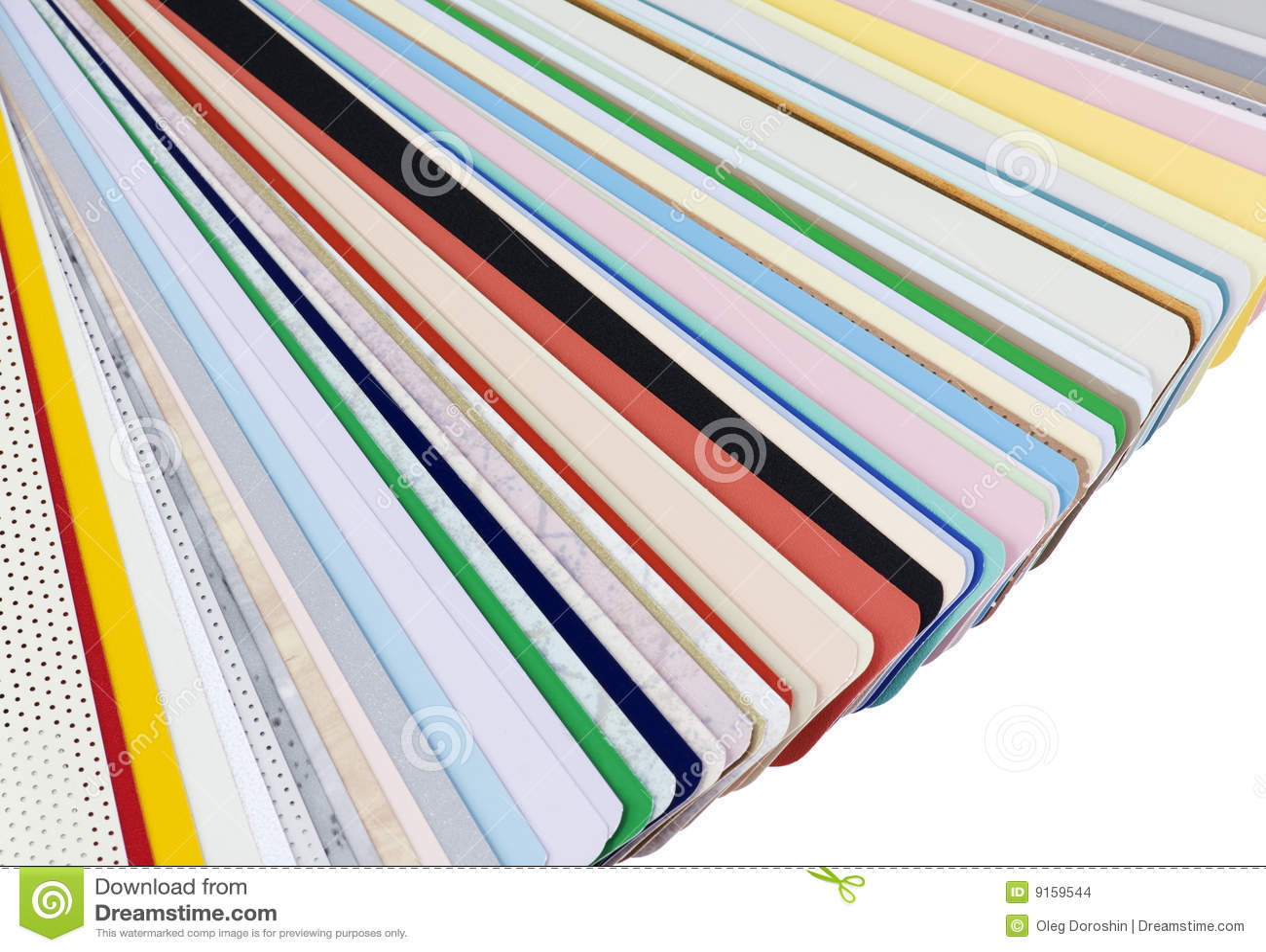 Texture blinds