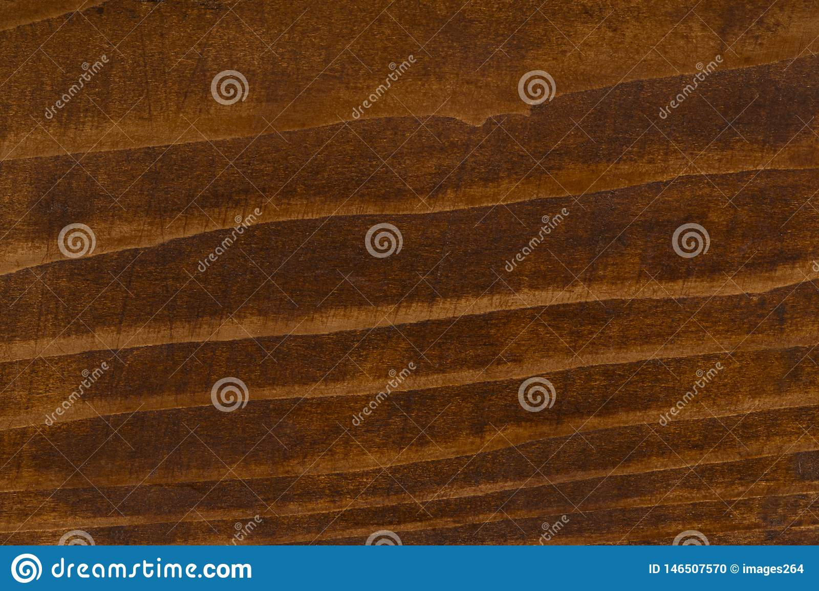 Texture of the brown wooden background