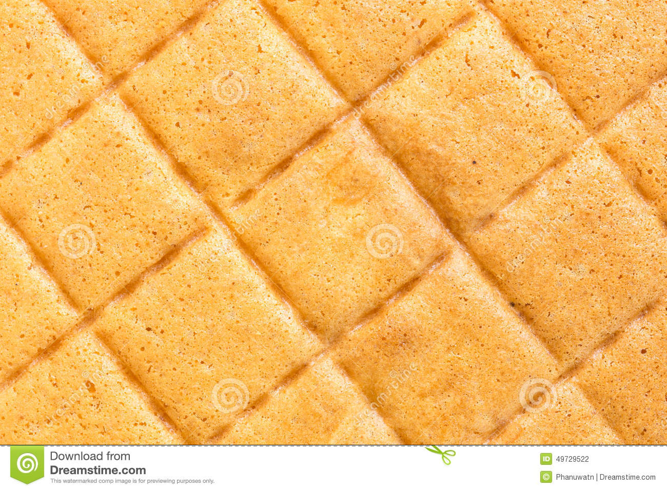 Texture Of Butter Cake Stock Photo Image Of Pastry