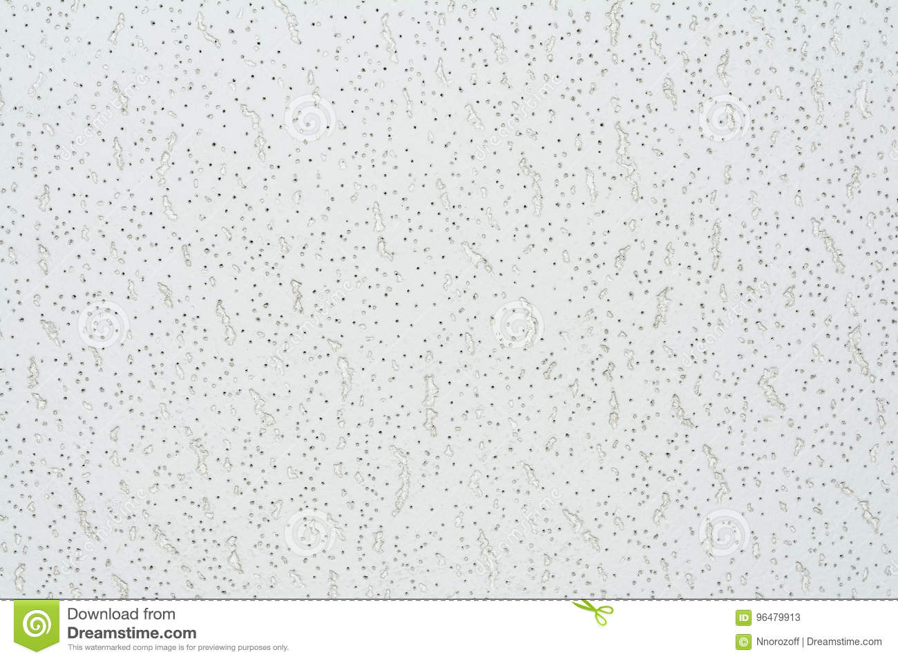 texture cellulose ceiling.the structure of the false ceiling stock