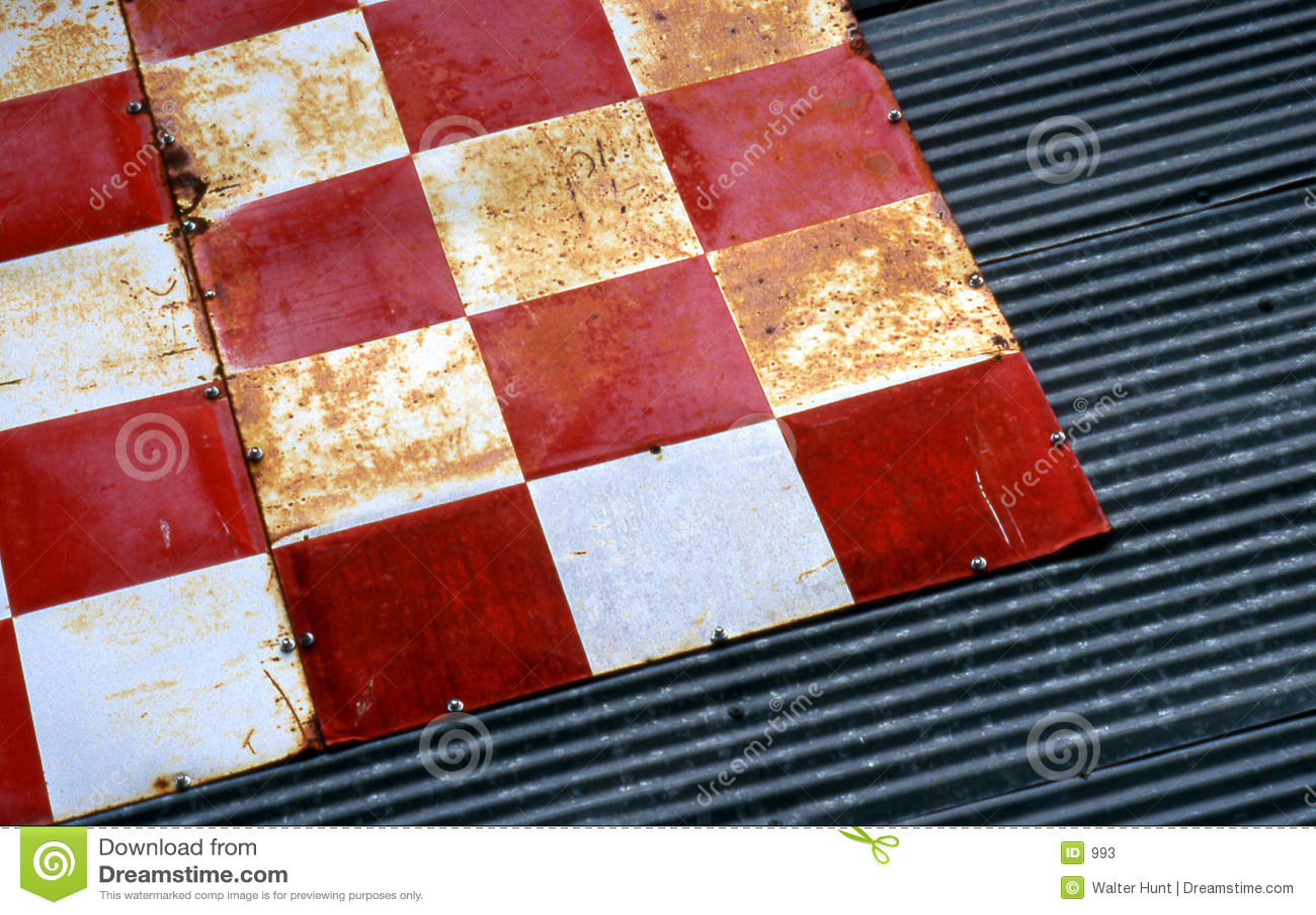 Texture Checkered 2 de bidon