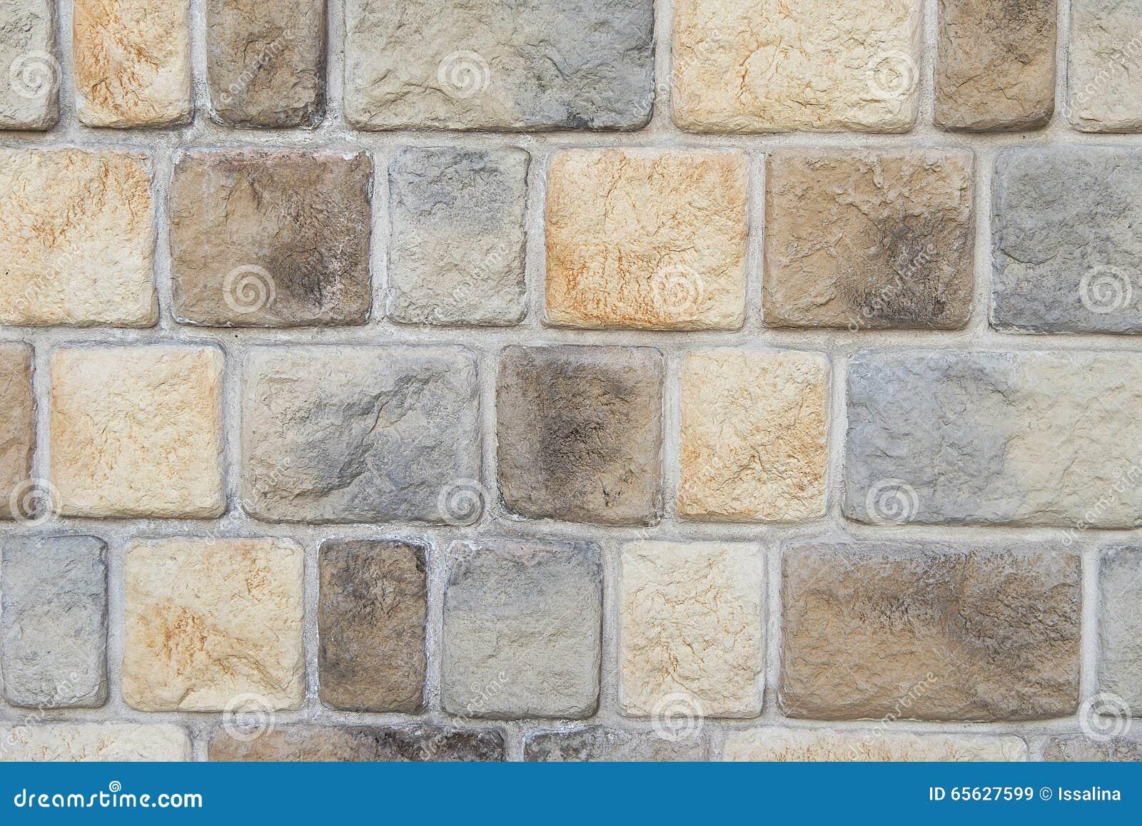 Texture colorée de fond de mur en pierre