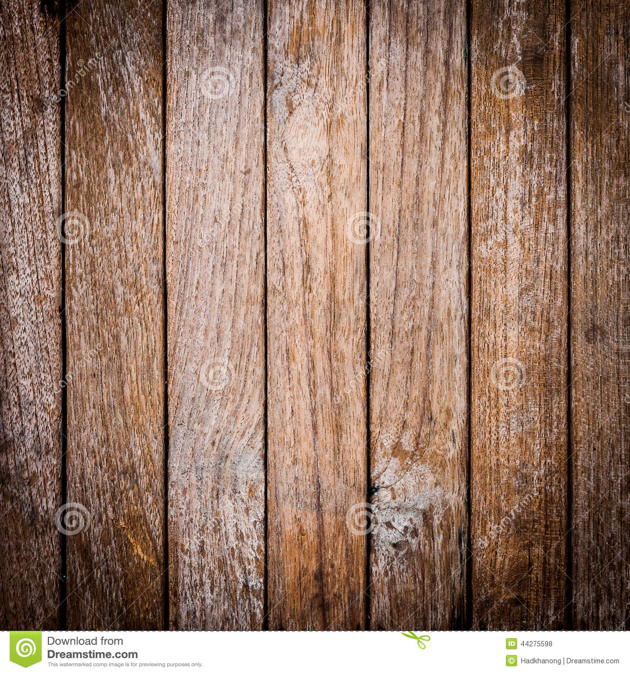 Texture And Color Of Old Wood Panel Stock Photo Image