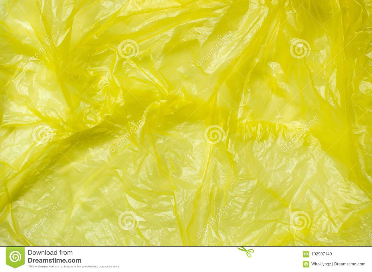 Texture Of Color Plastic Bag  Stock Image - Image of