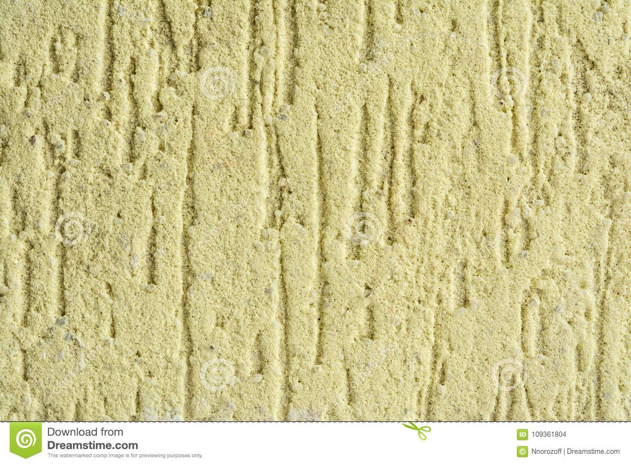 Texture Of A Concrete Wall, Layer Of Decorative Plaster Stock Photo ...
