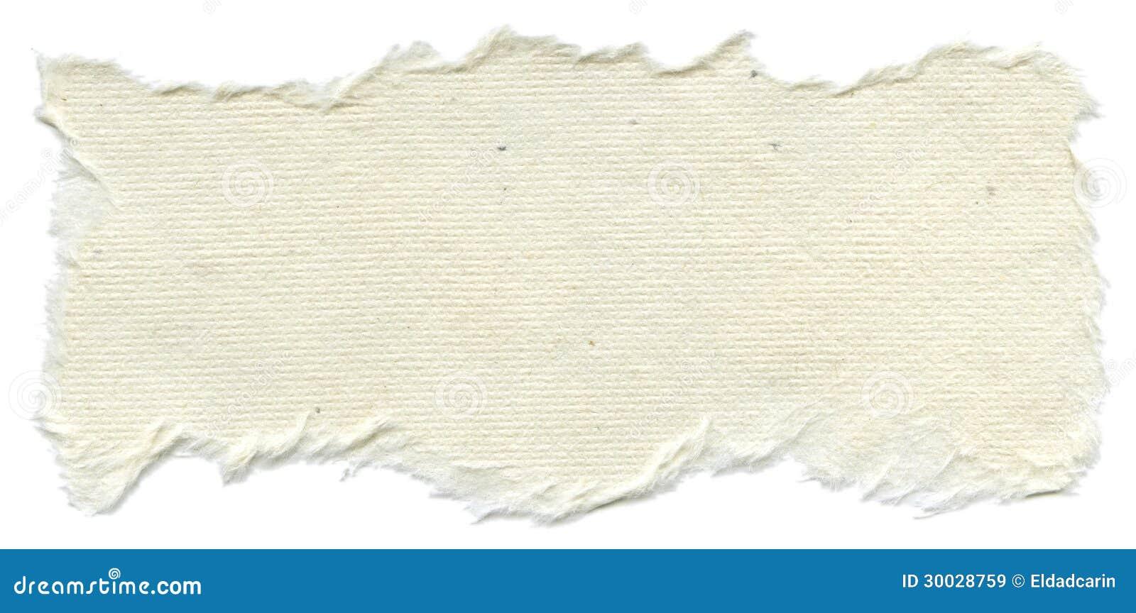 Isolated Rice Paper Texture - Cream White XXXXL