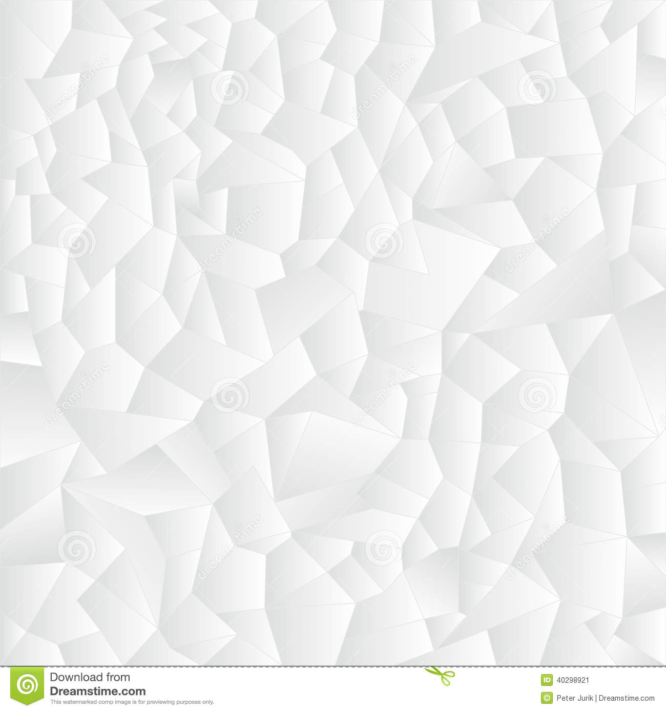 Texture of crumpled paper stock vector. Illustration of ...