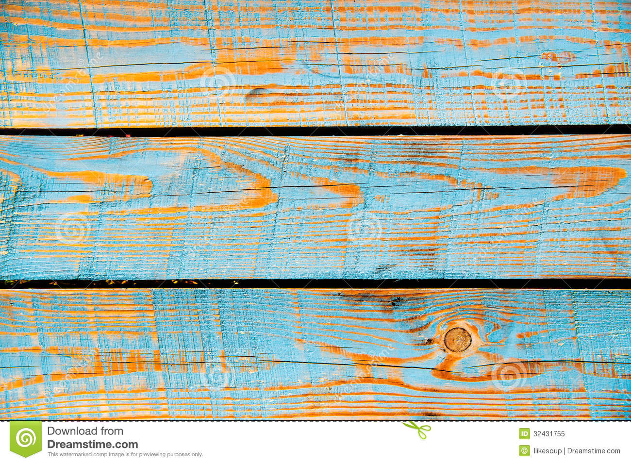 Texture Of Cyan Painted Wood Stock Image Image 32431755