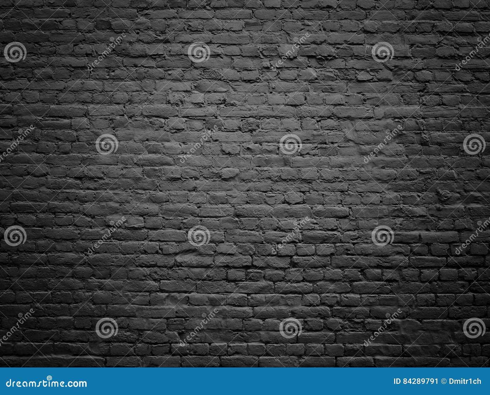 texture d 39 un mur de briques noir fond fonc pour la conception image stock image du contexte. Black Bedroom Furniture Sets. Home Design Ideas