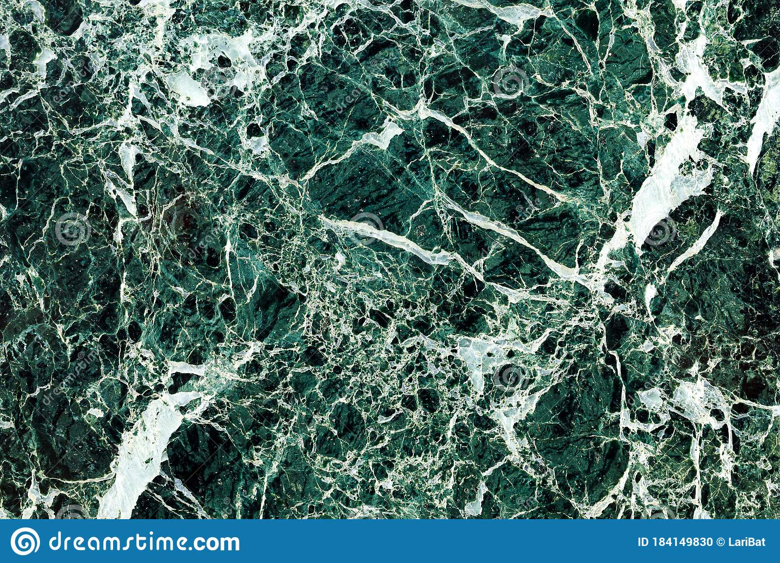 The Texture Is Dark Green Marble With White Veins Material For Wall And Floor Finishing The Material For The Decoration Stock Photo Image Of Geological Graphic 184149830