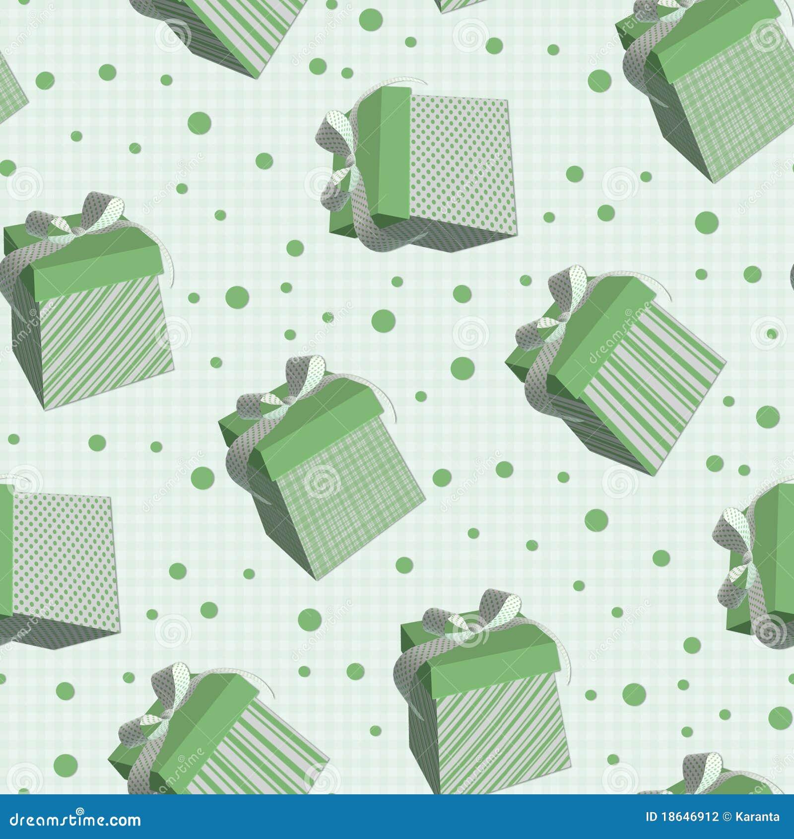 Texture de carrelage avec les cadres verts illustration Point vert carrelage