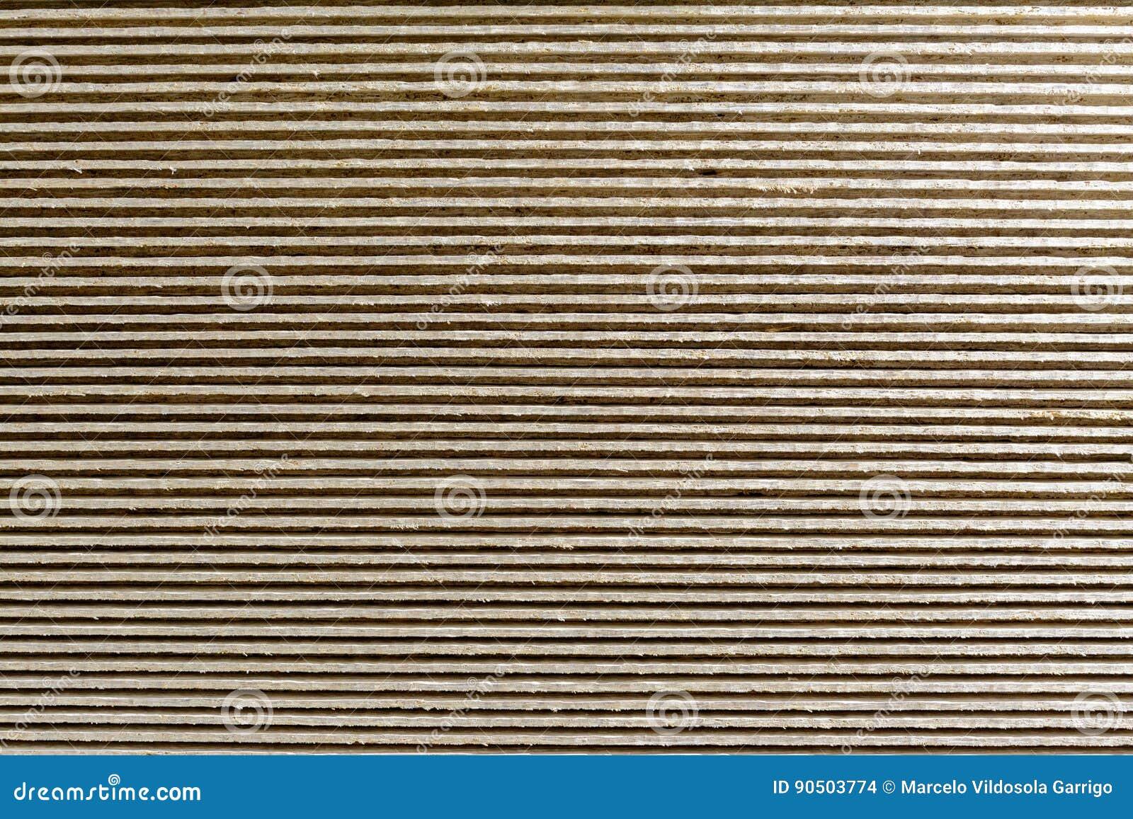 Texture de contreplaqué
