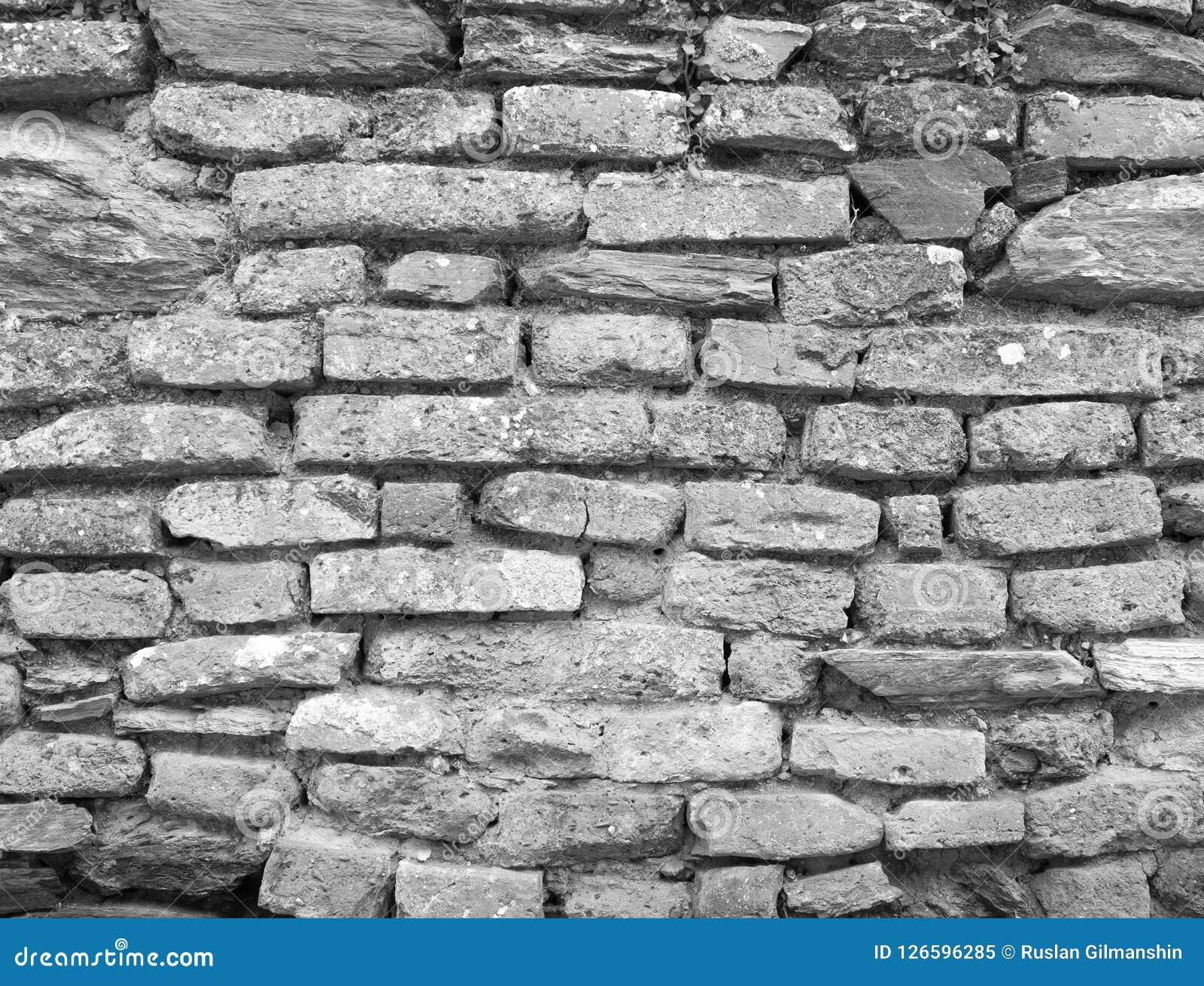 Texture de fond du mur en pierre