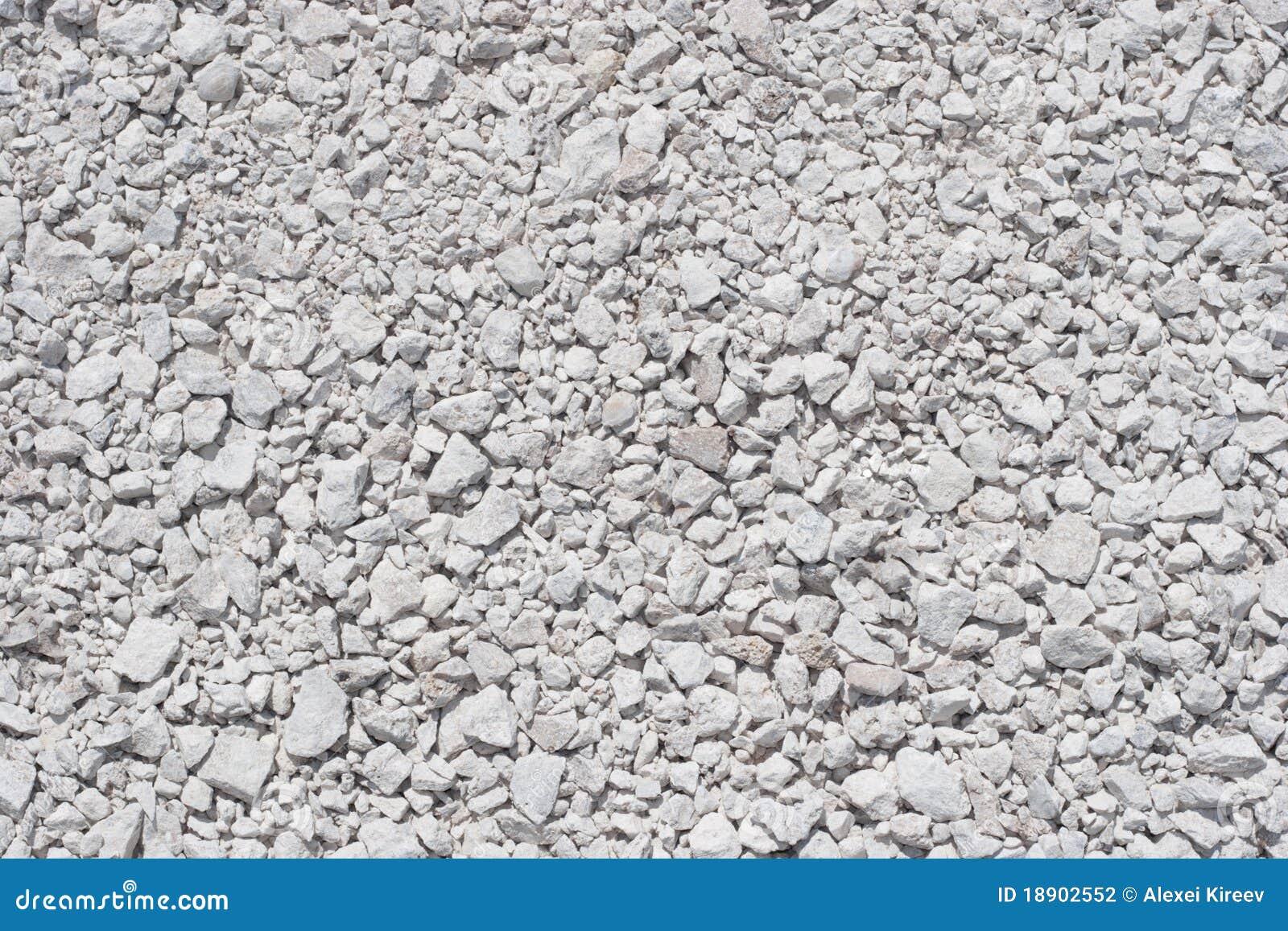 Texture de gravier photo stock. Image du roche, texture - 18902552