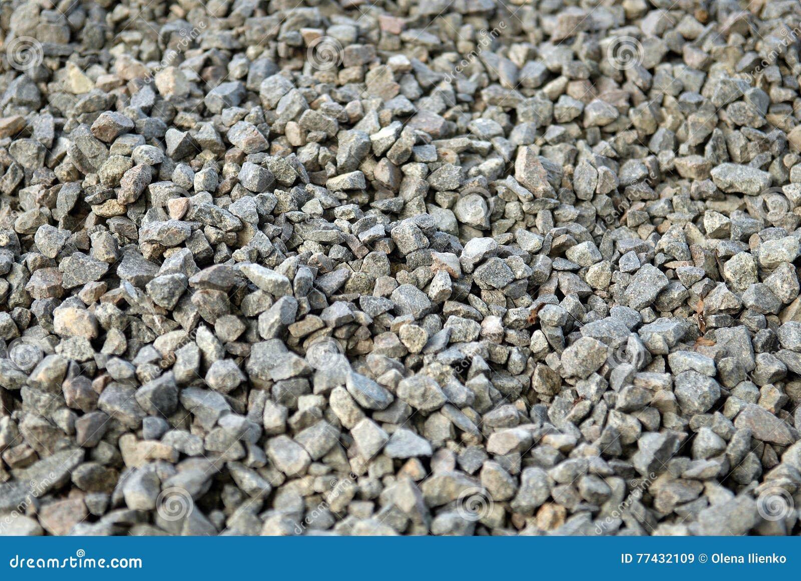 Texture de gravier de granit mat riaux de construction image stock image 77432109 - Prix gravier carriere ...
