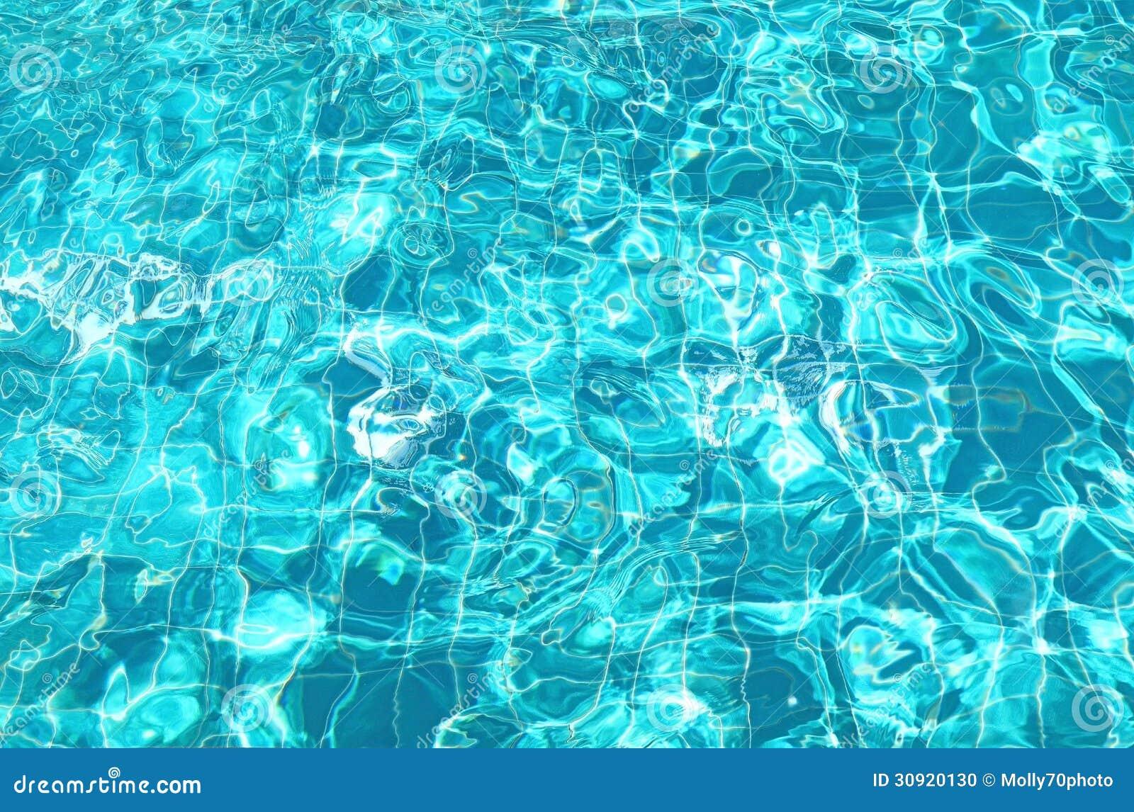 Texture de l 39 eau un arri re plan de piscine photo stock for Eau piscine