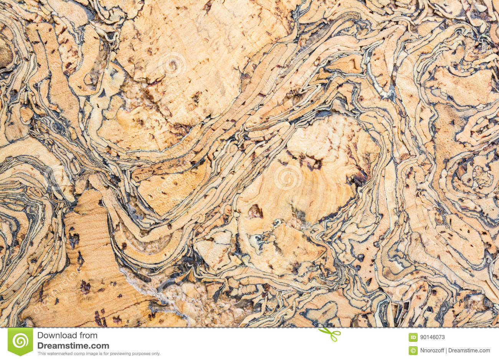 texture de la surface en bois de panneau de li ge panneau d coratif en bois naturel image stock. Black Bedroom Furniture Sets. Home Design Ideas