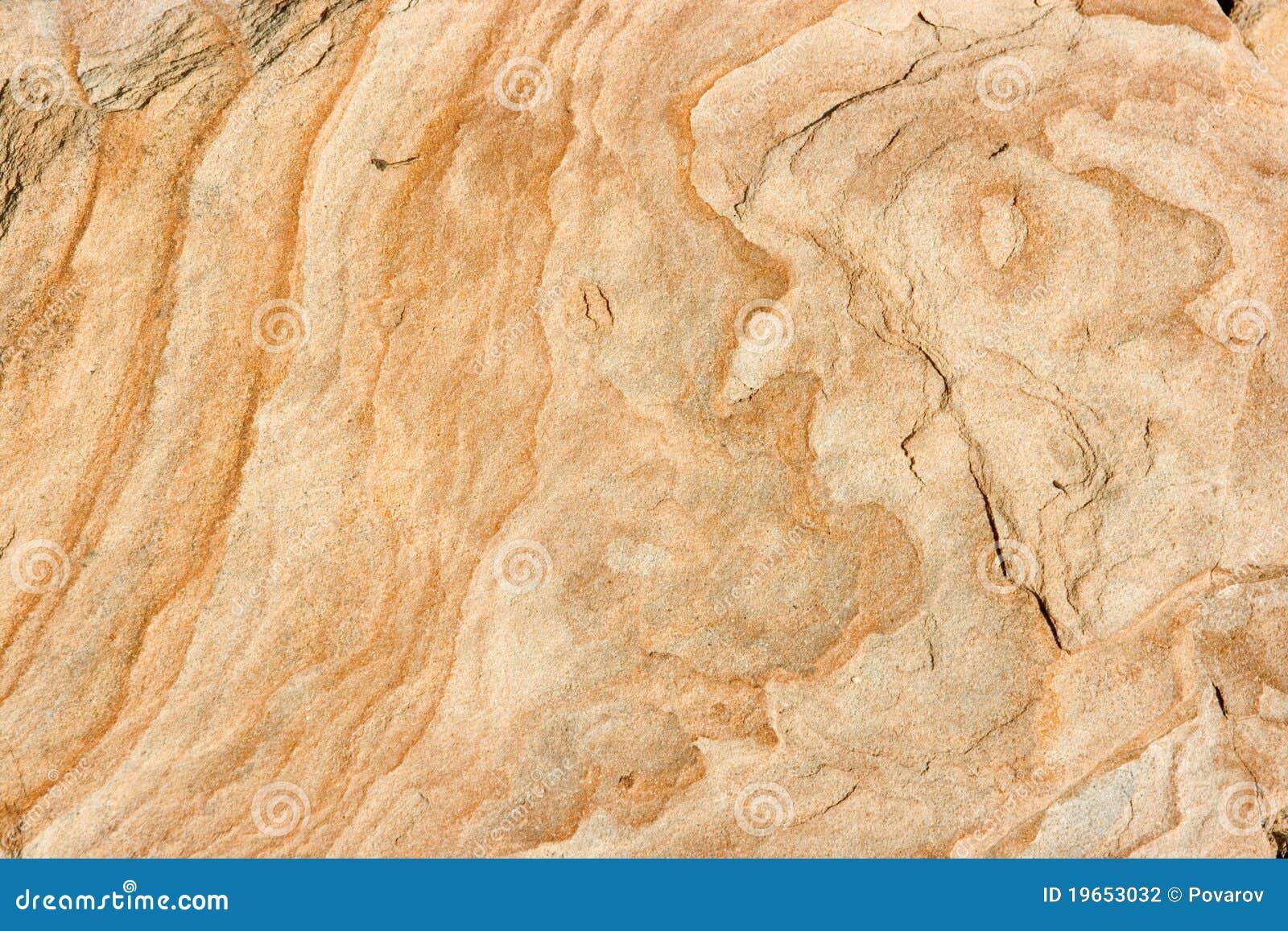 Texture de la vieille pierre de sable
