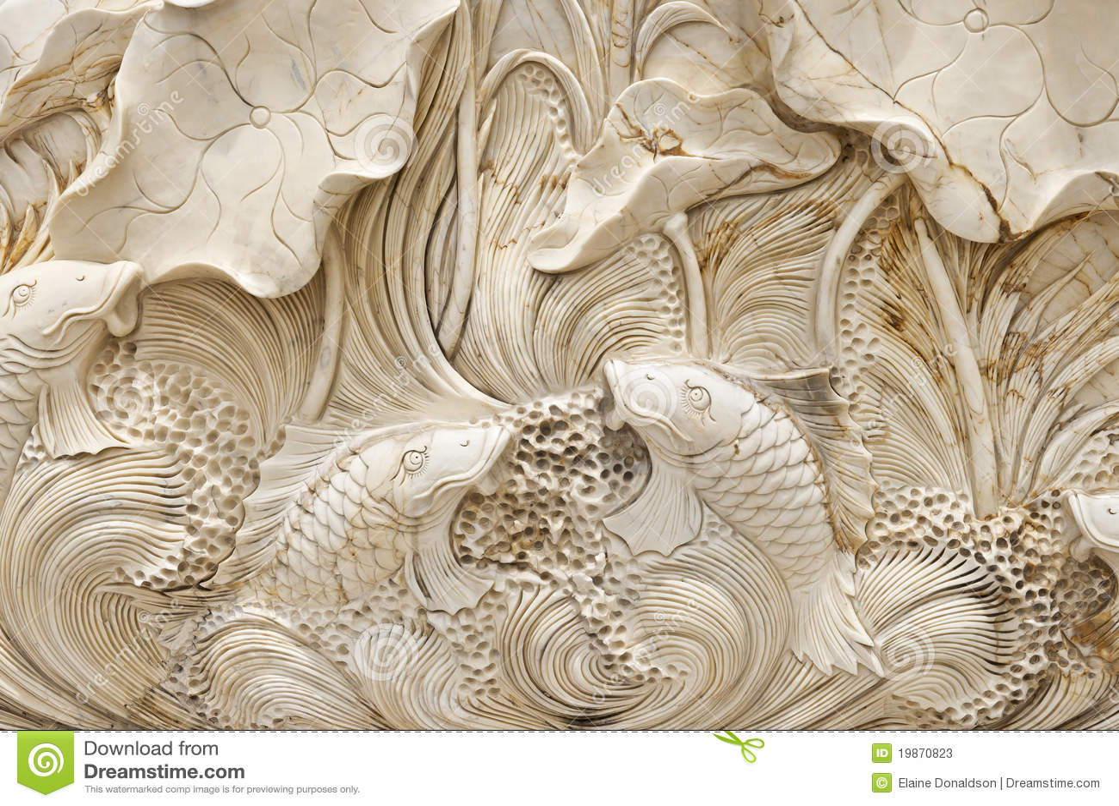 Texture de marbre