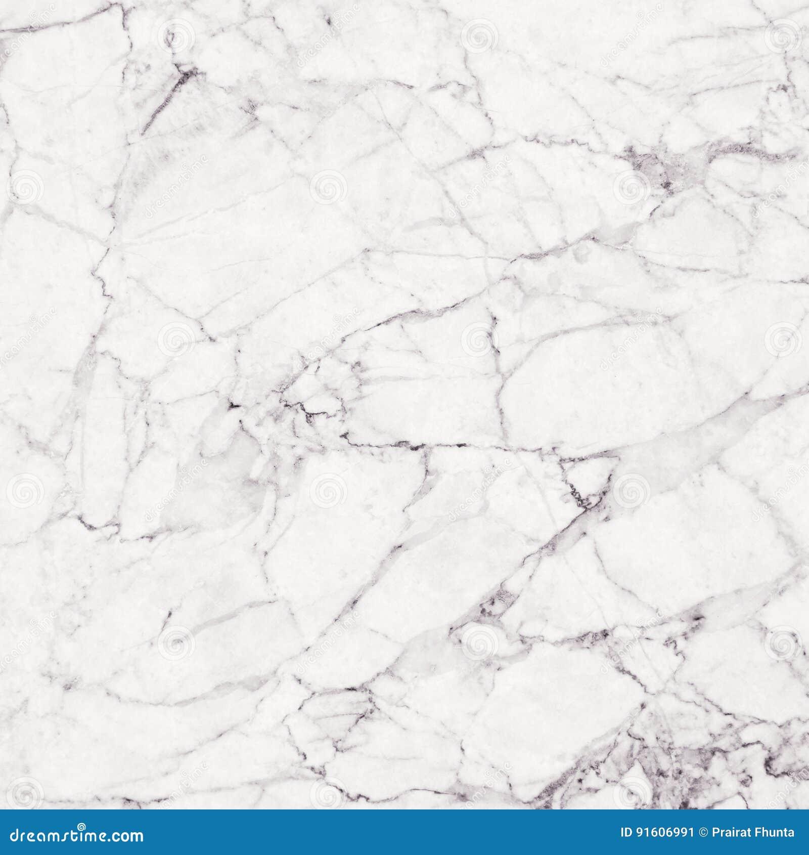 Texture de marbre blanche, modèle pour le fond luxueux de papier peint de tuile de peau