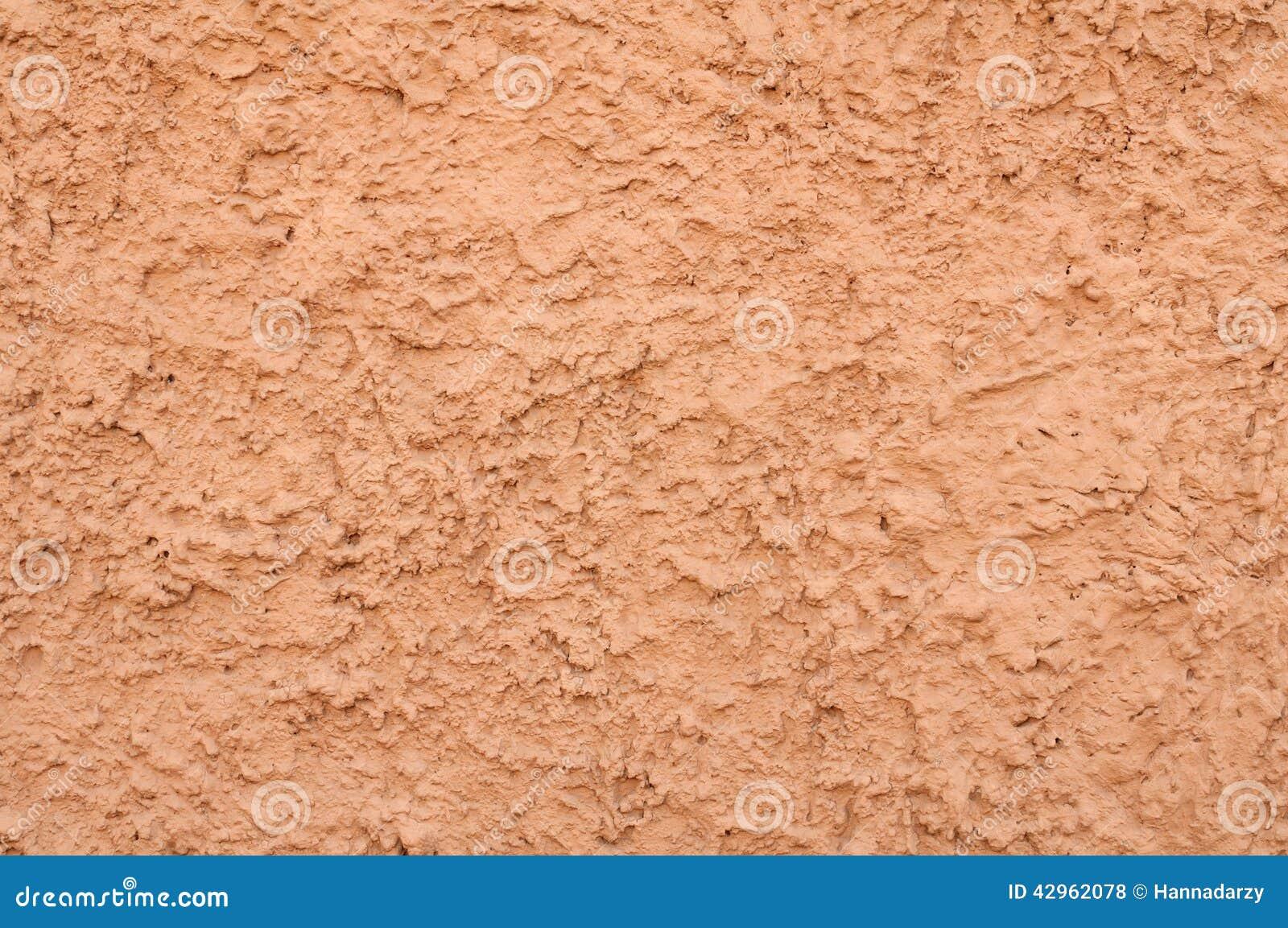 texture de mur couverte de stuc rose photo stock image 42962078. Black Bedroom Furniture Sets. Home Design Ideas