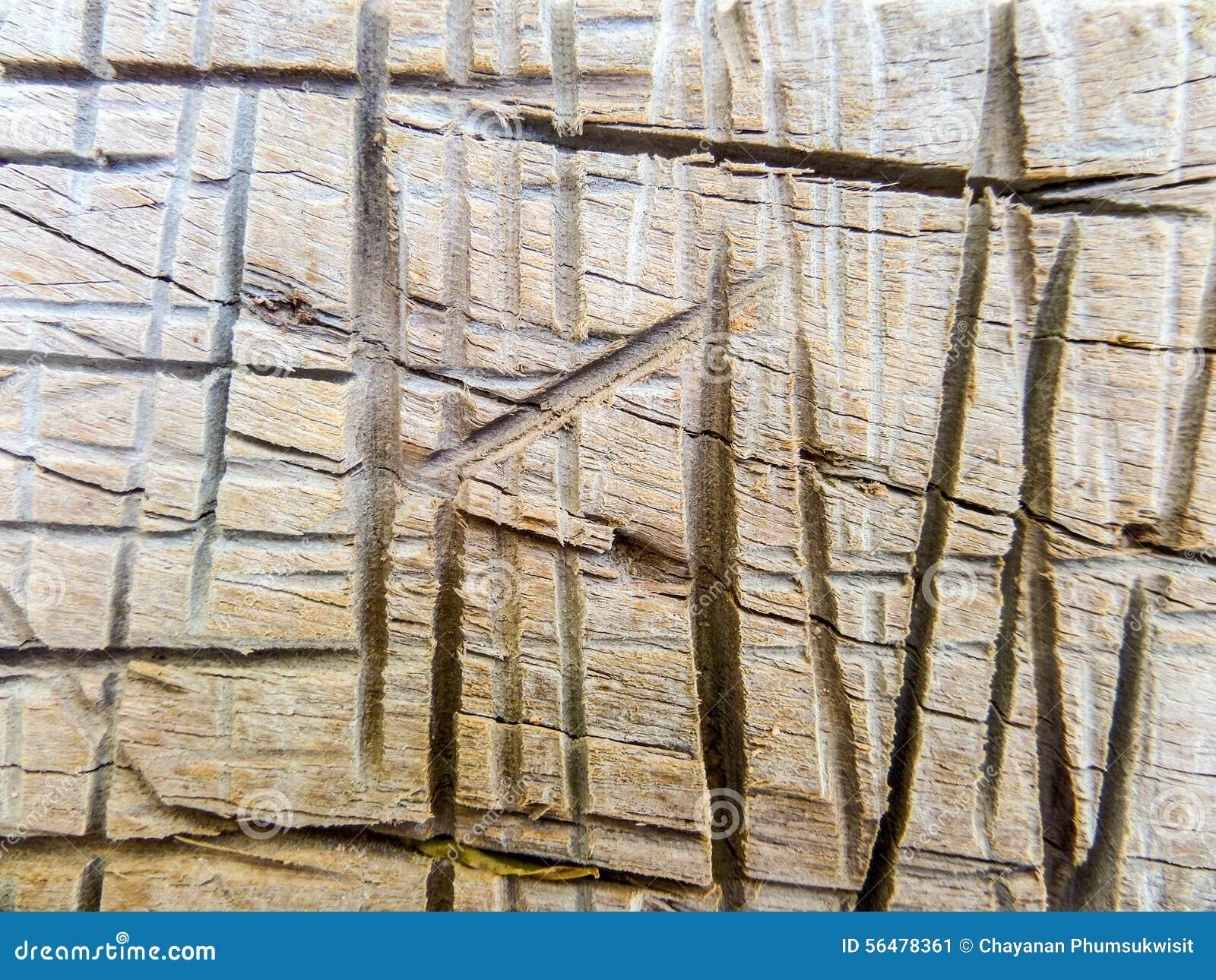 Texture de mur ou fond en bois de mur