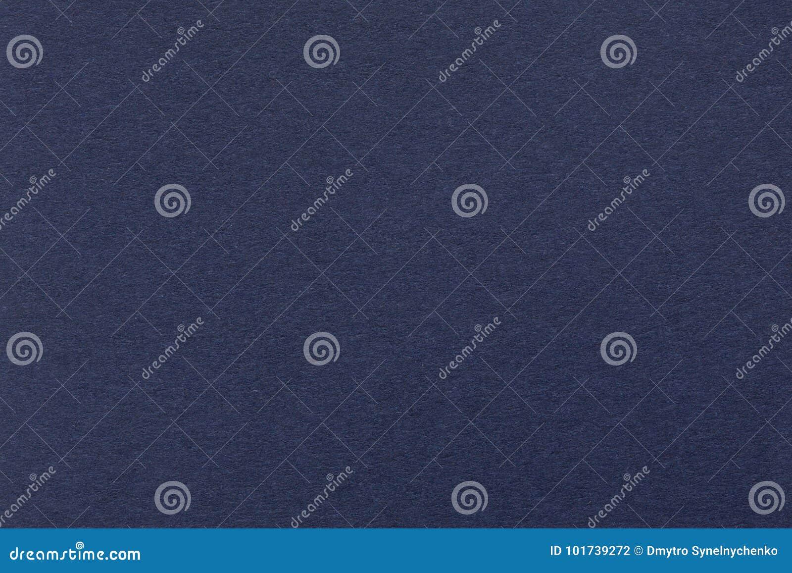 Texture de papier bleu-foncé Fond