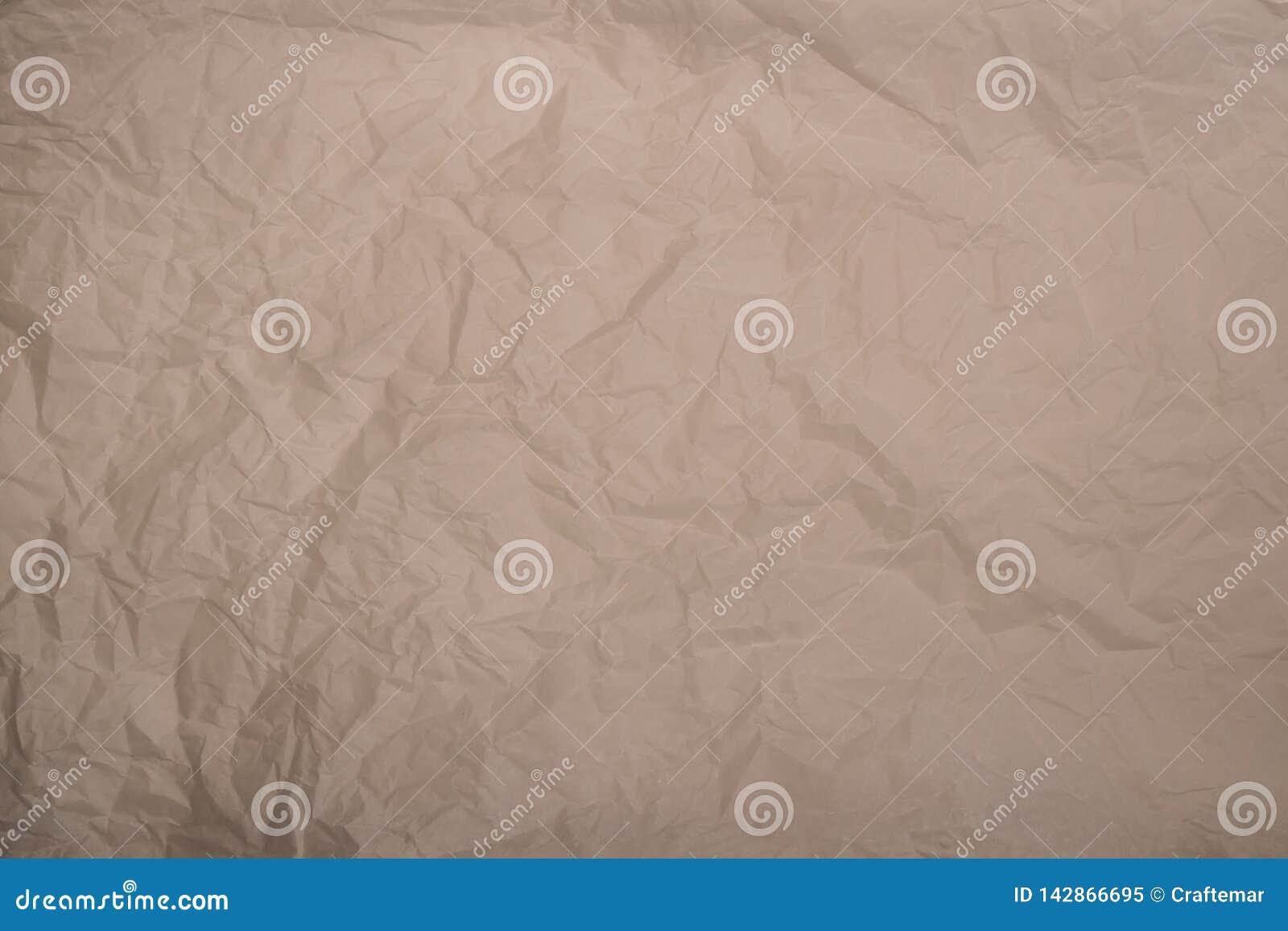 Texture de papier chiffonn?e