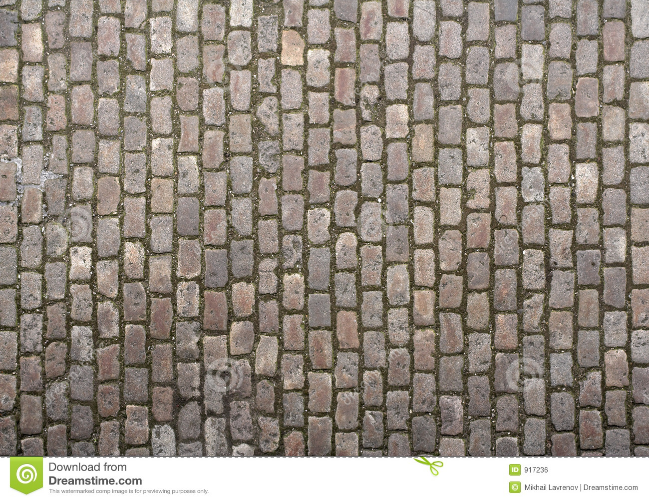 Texture De Pav 233 Rond Photo Stock Image Du Cobbled