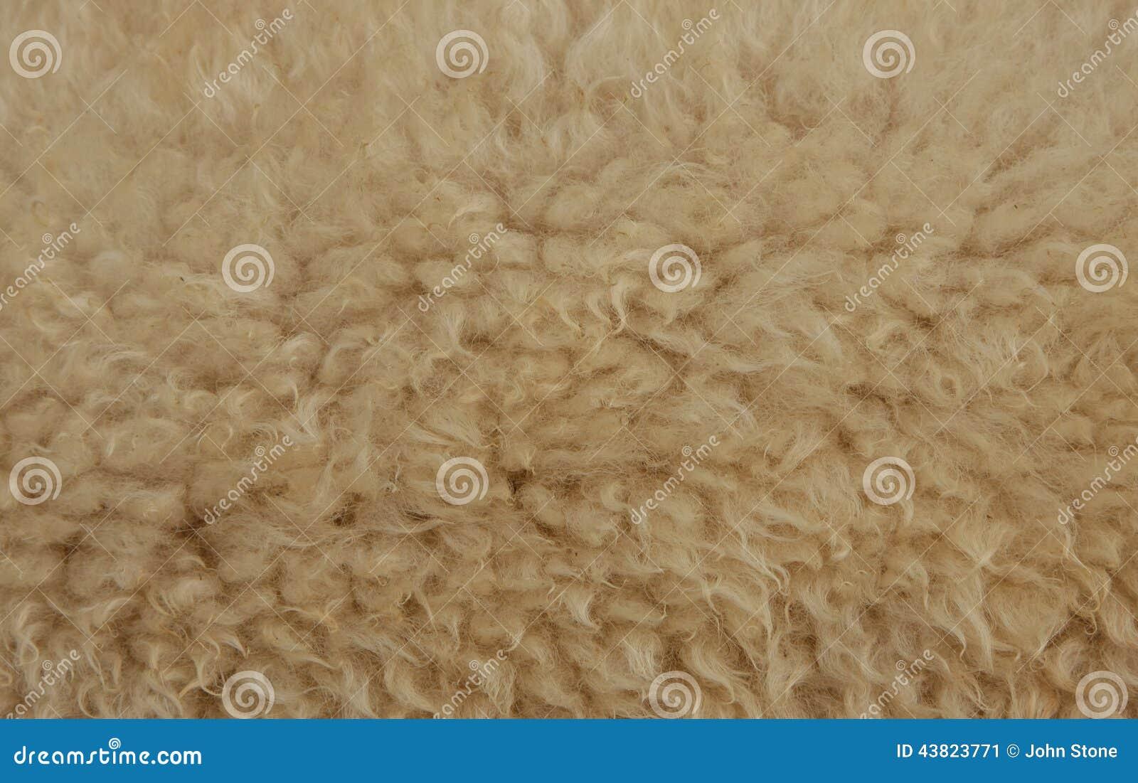 texture de peau de mouton photo stock image 43823771. Black Bedroom Furniture Sets. Home Design Ideas