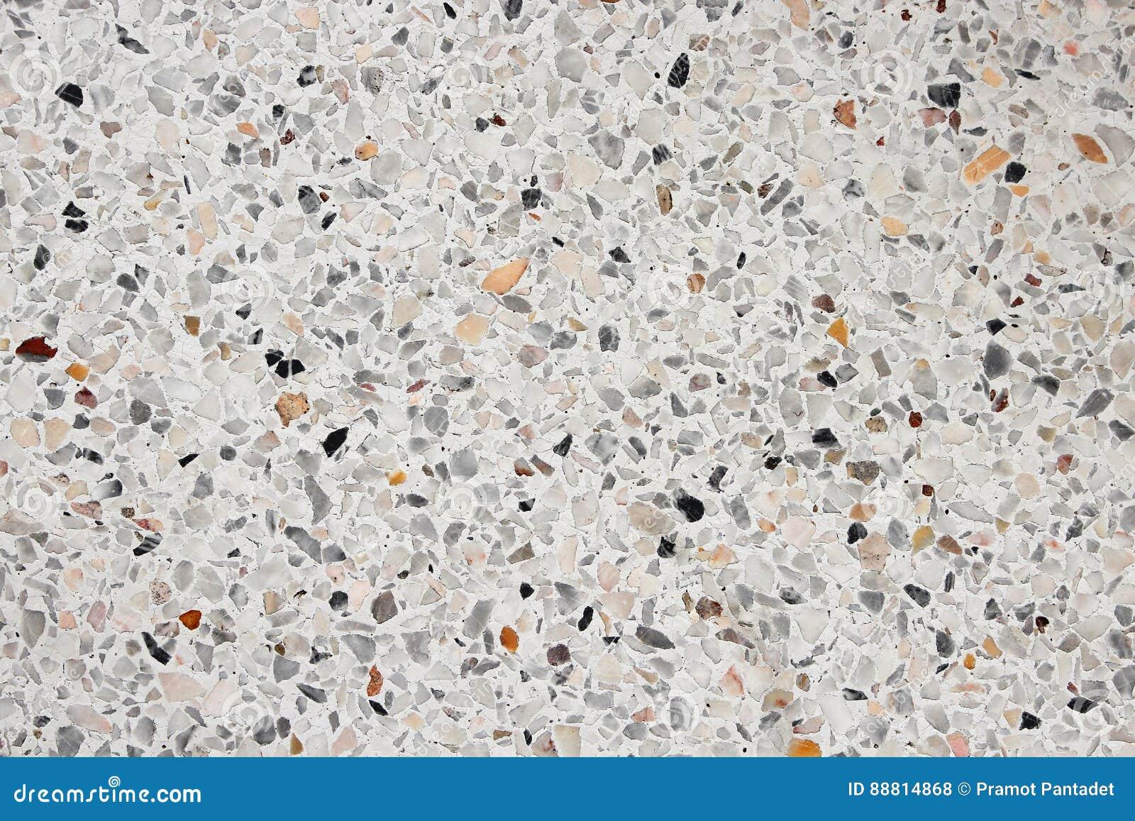 Texture de pierre de plancher de sol de mosaïque surface de marbre pour le fond