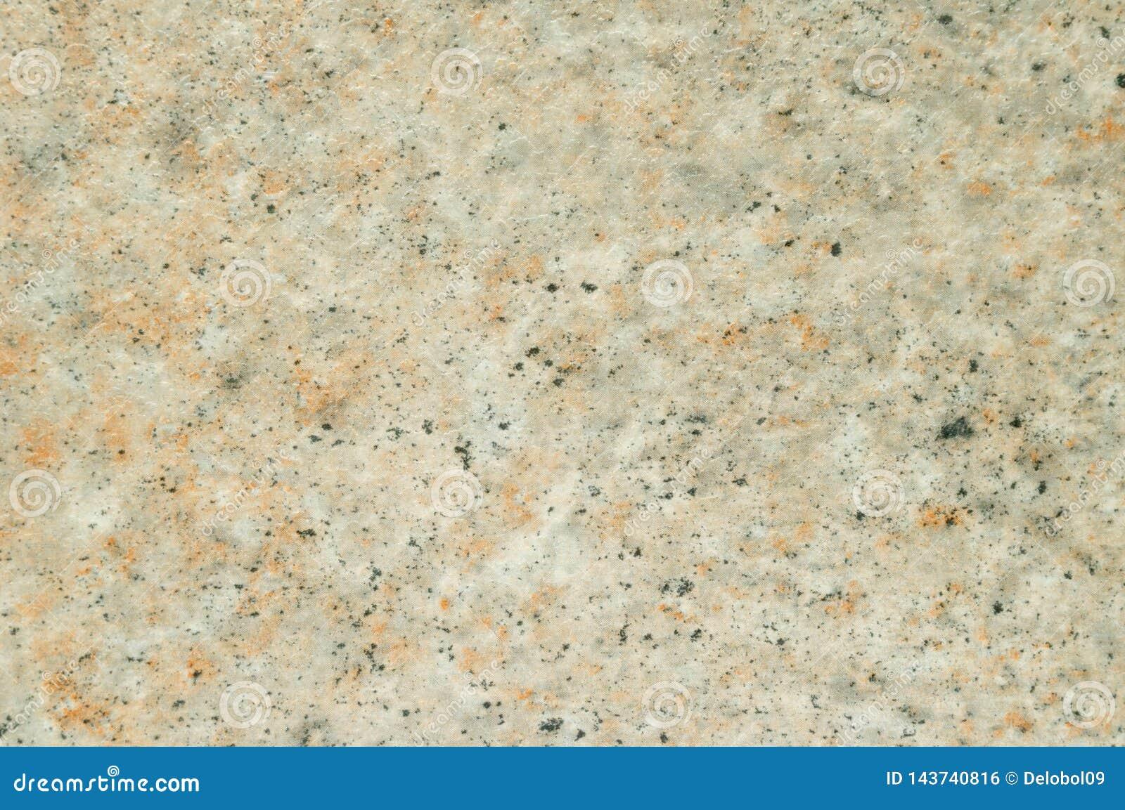 Texture de plastique avec l imitation de la surface en pierre beige