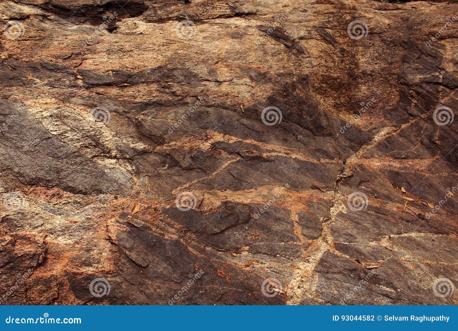 Texture de roche de granit