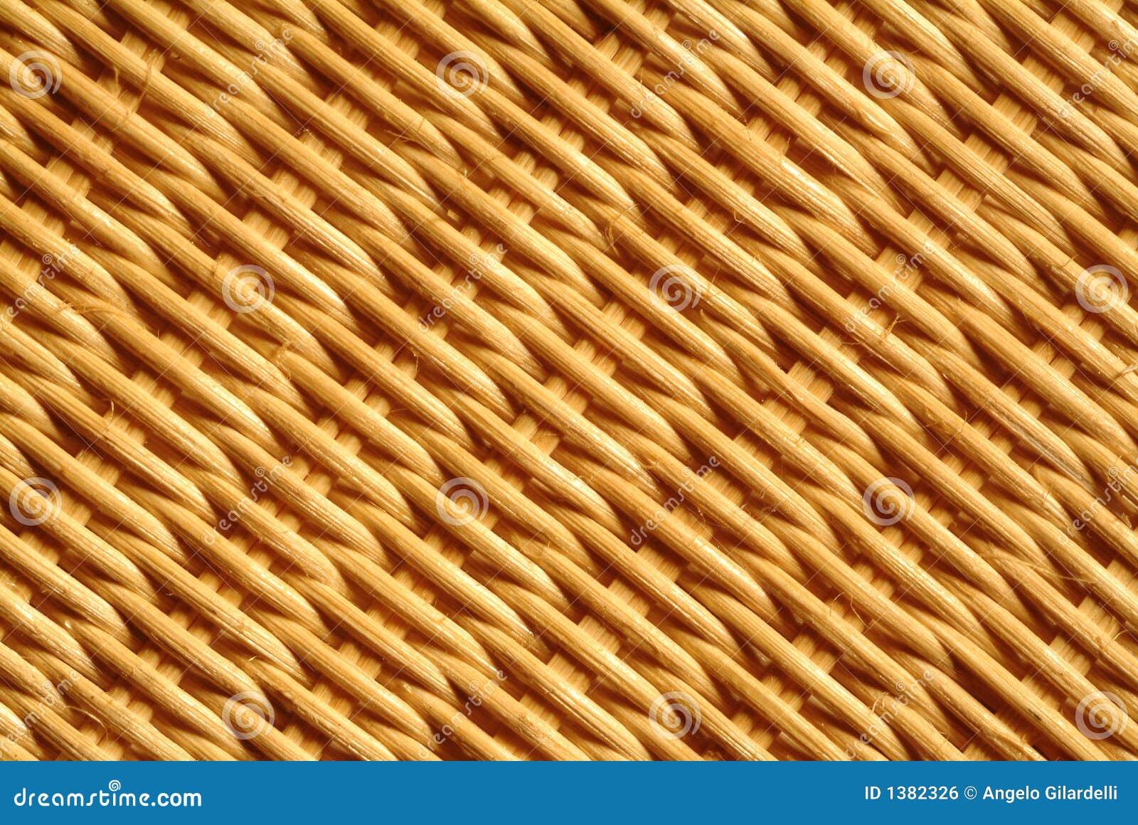 Texture de rotin image libre de droits image 1382326 - Repeindre un fauteuil en osier ...
