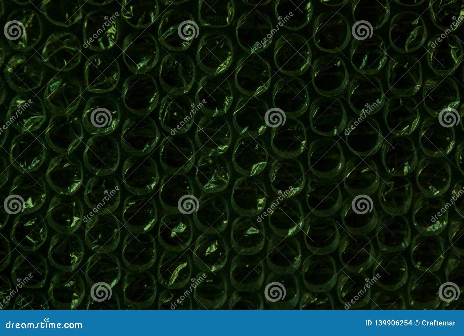 Texture de scintillement de bulles
