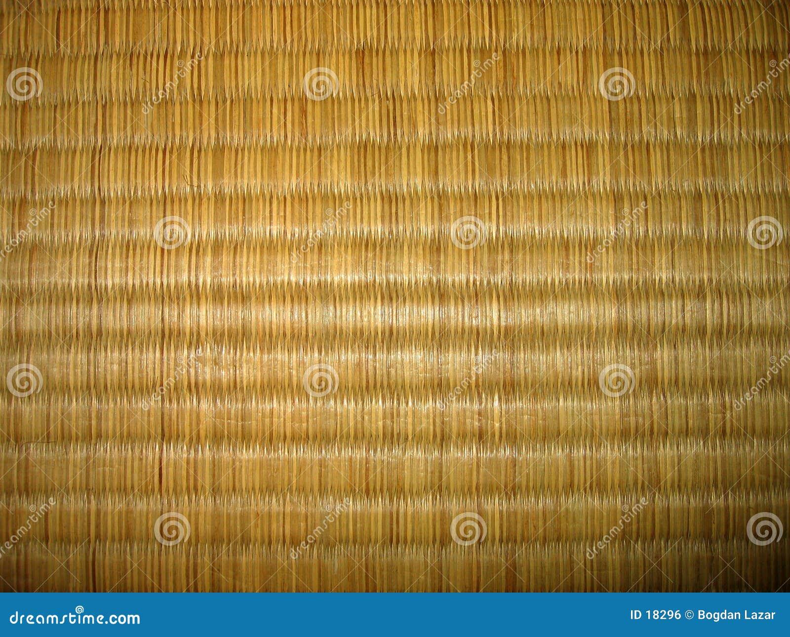 Texture de Tatami