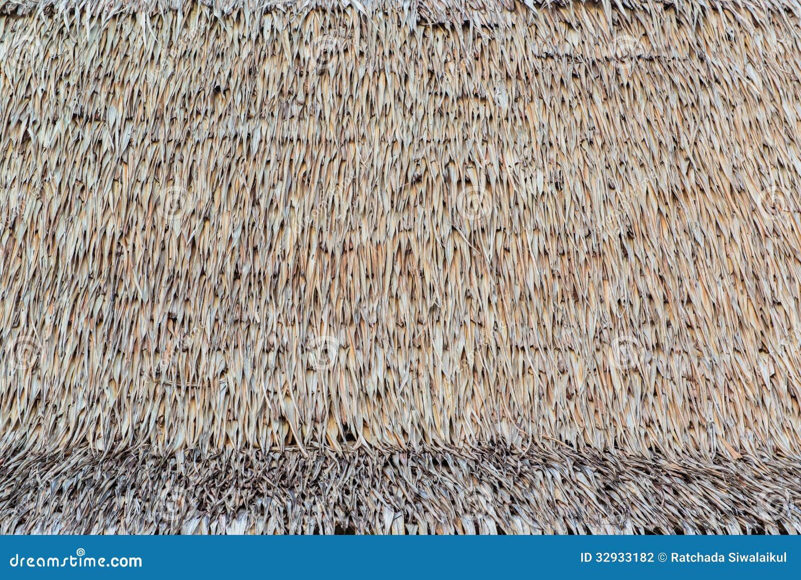 texture de toit de chaume photographie stock image 32933182. Black Bedroom Furniture Sets. Home Design Ideas